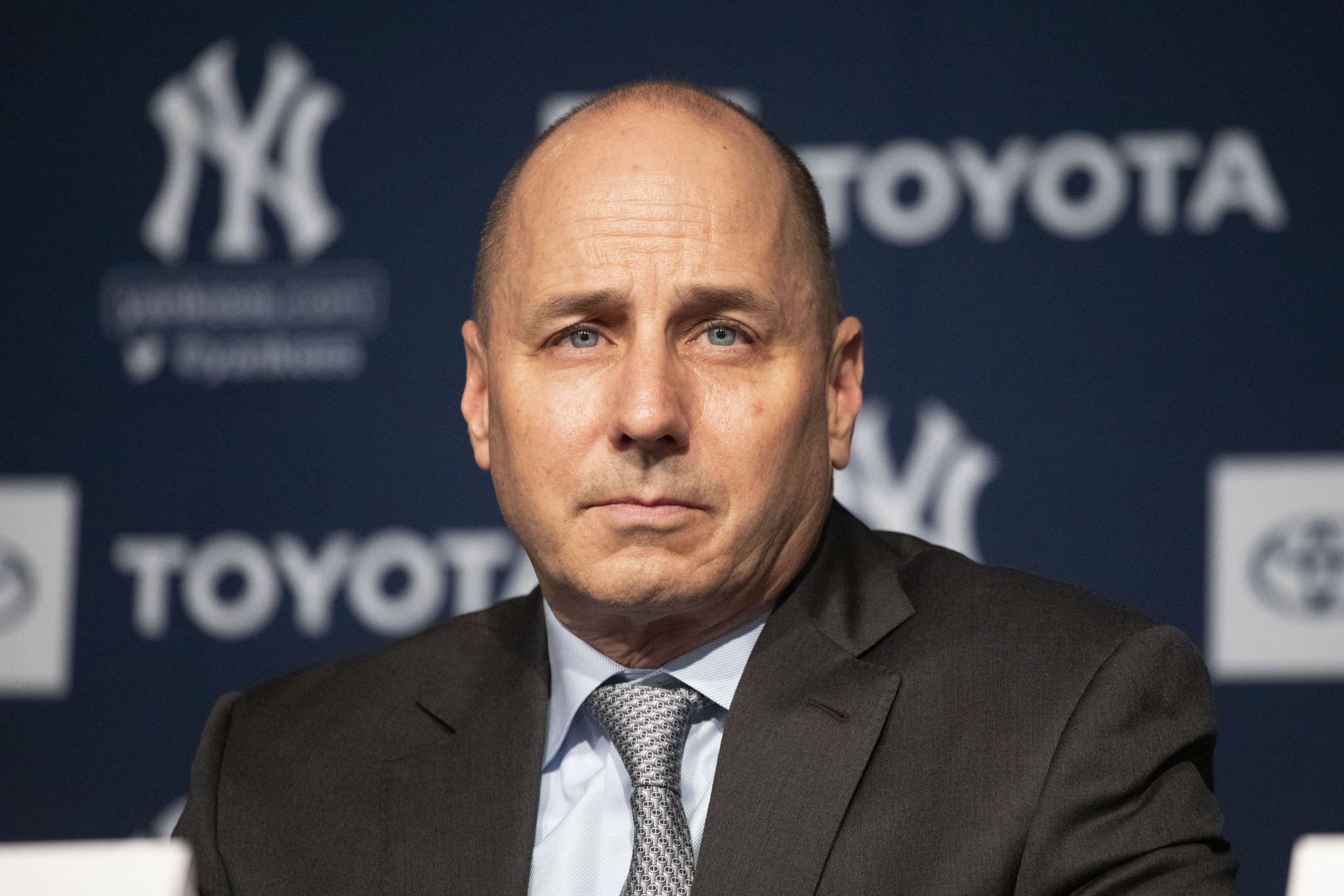Yankees GM Brian Cashman, rest of baseball aren't going to let the Astros off the hook
