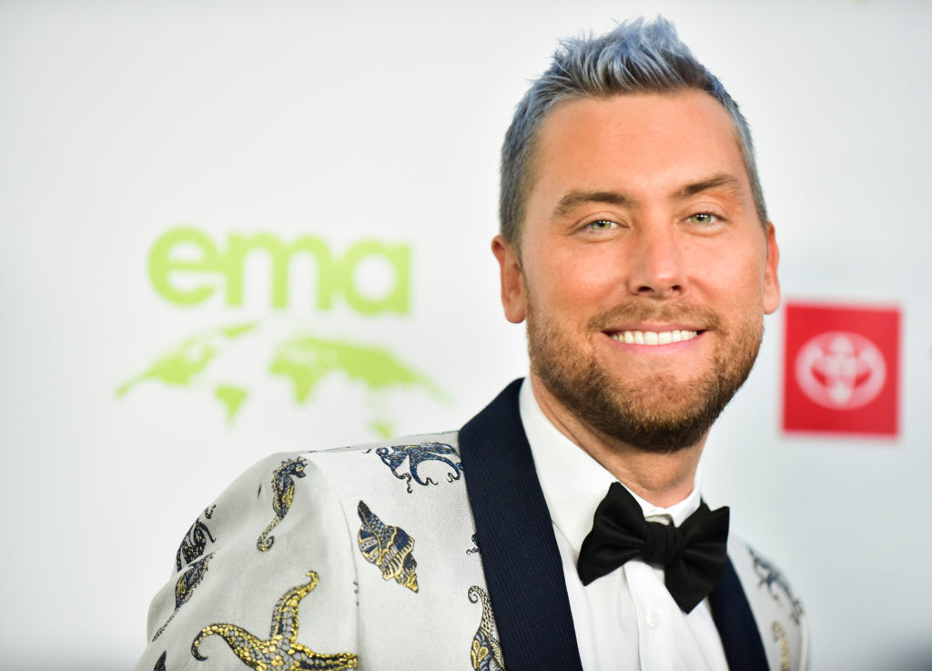 Lance Bass' NSYNC movie underway, chronicling two superfans on the group's final tour