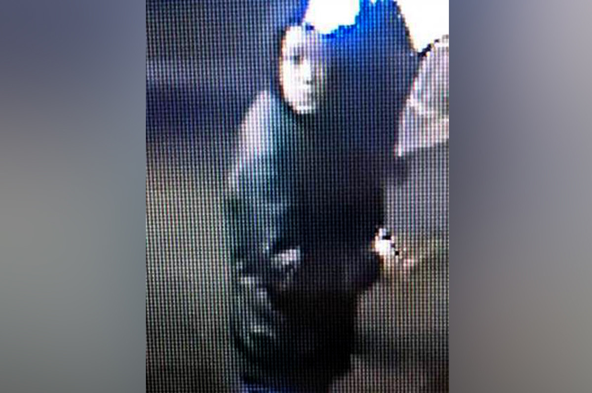 Surveillance footage released of suspect in stray bullet shooting of Harlem social worker
