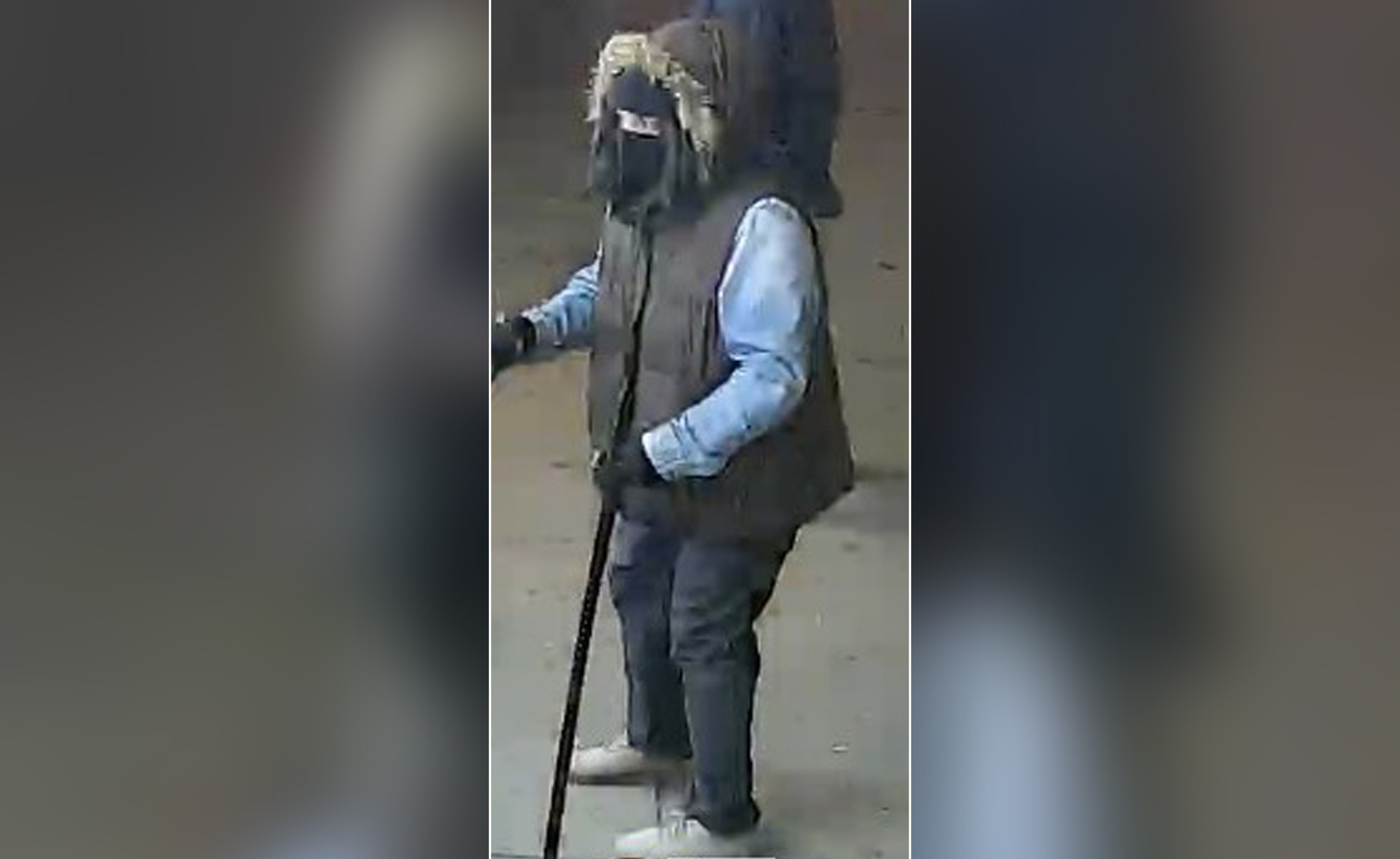 Cops release photo of masked man wanted in Bronx deli worker's killing