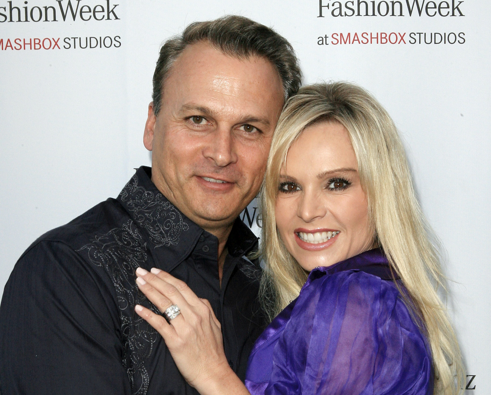'Real Housewive' Tamra Judge's ex-husband reveals throat cancer diagnosis