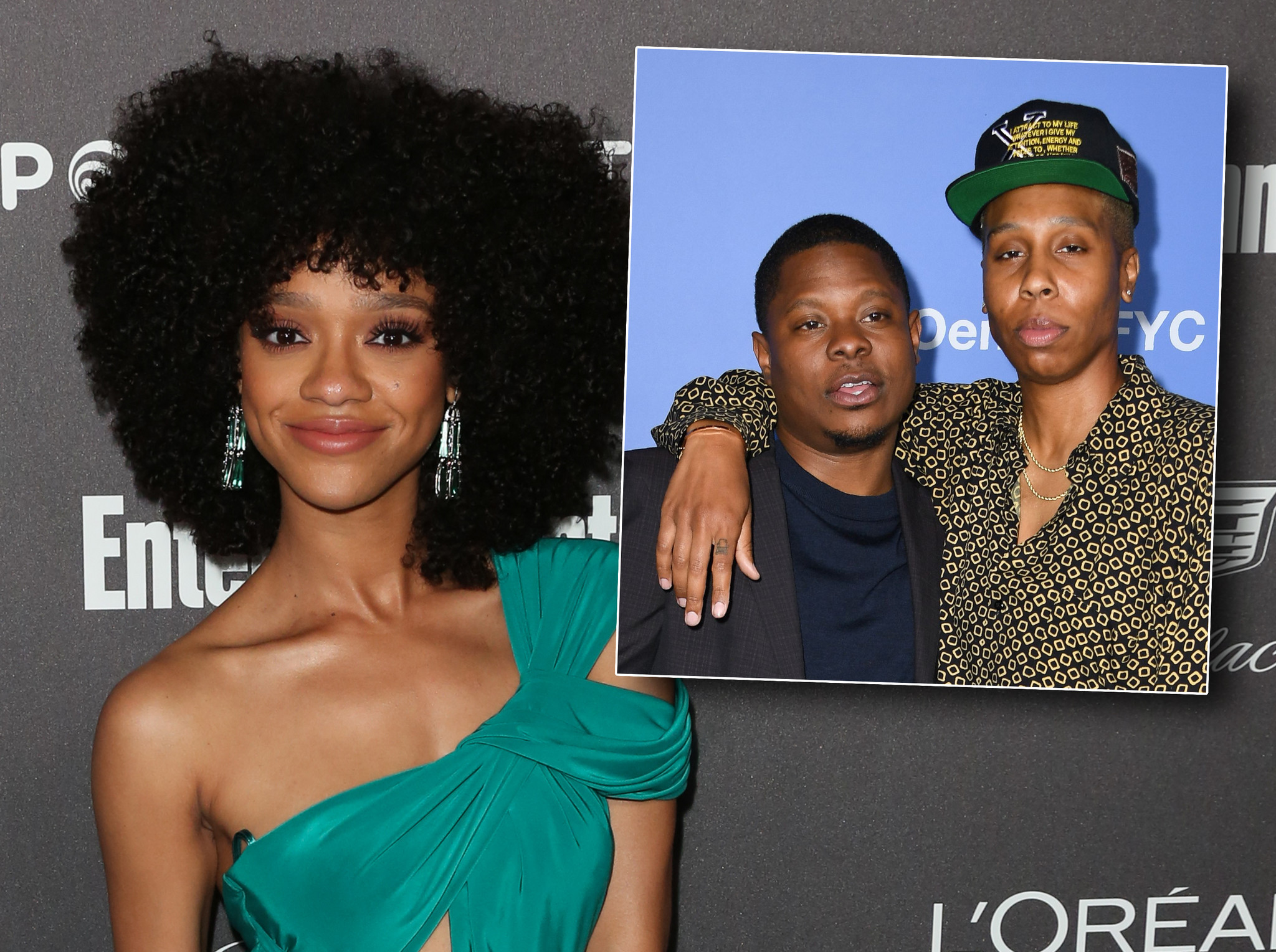 Tiffany Boone opens up about quitting 'The Chi' after making harassment allegations against co-star Jason Mitchell