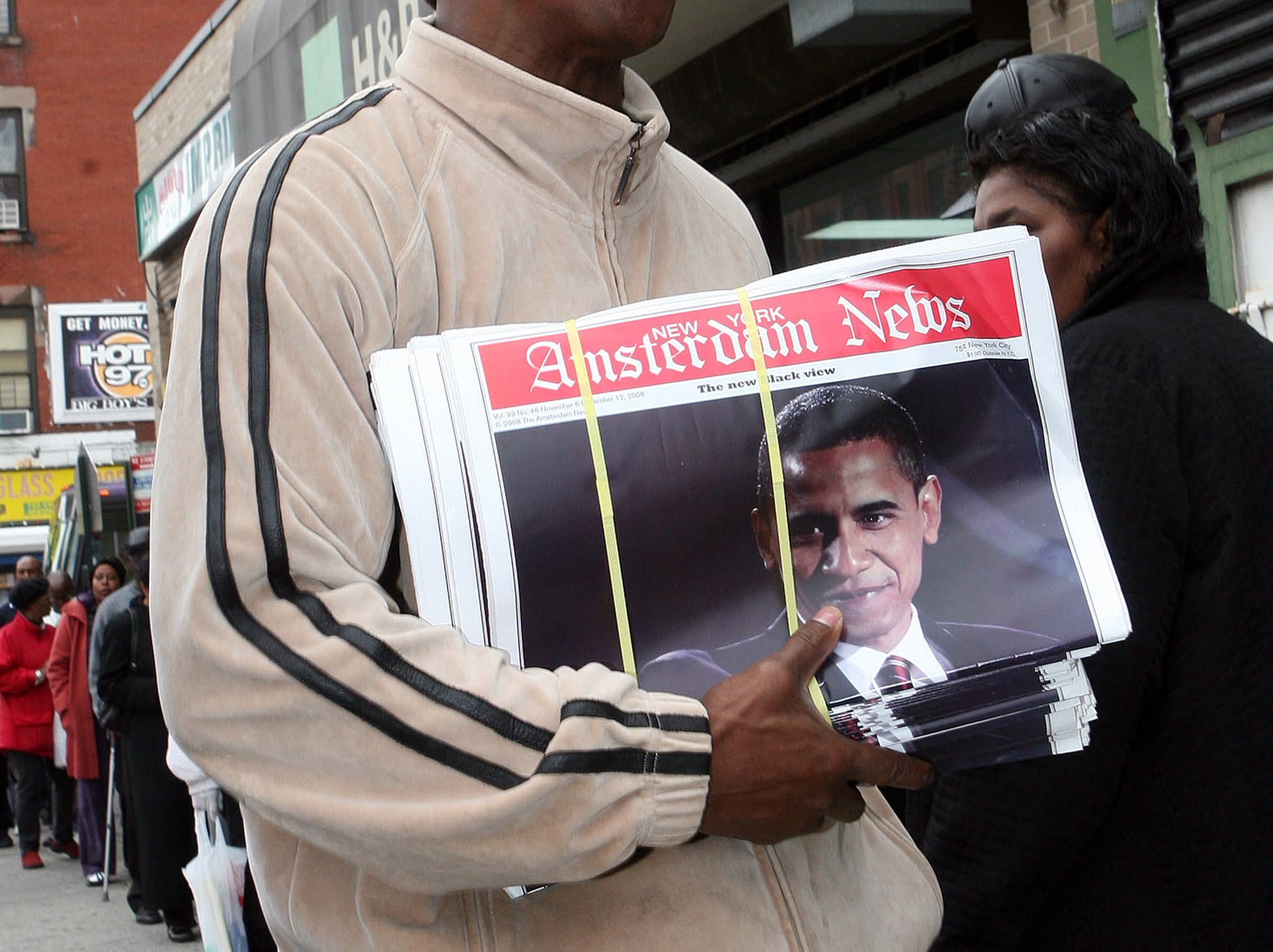 The press is in economic jeopardy, and black Americans should especially wo...