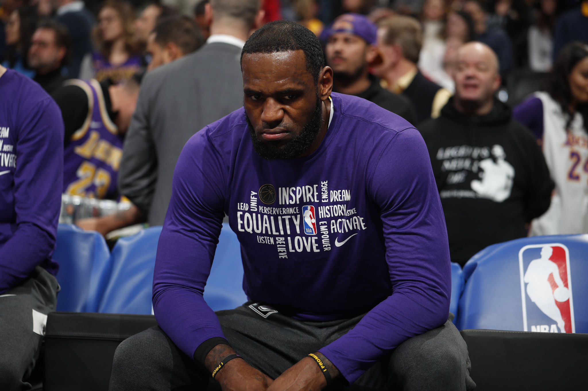 LeBron James on illegal sign-stealing: 'I would be f-----g irate'