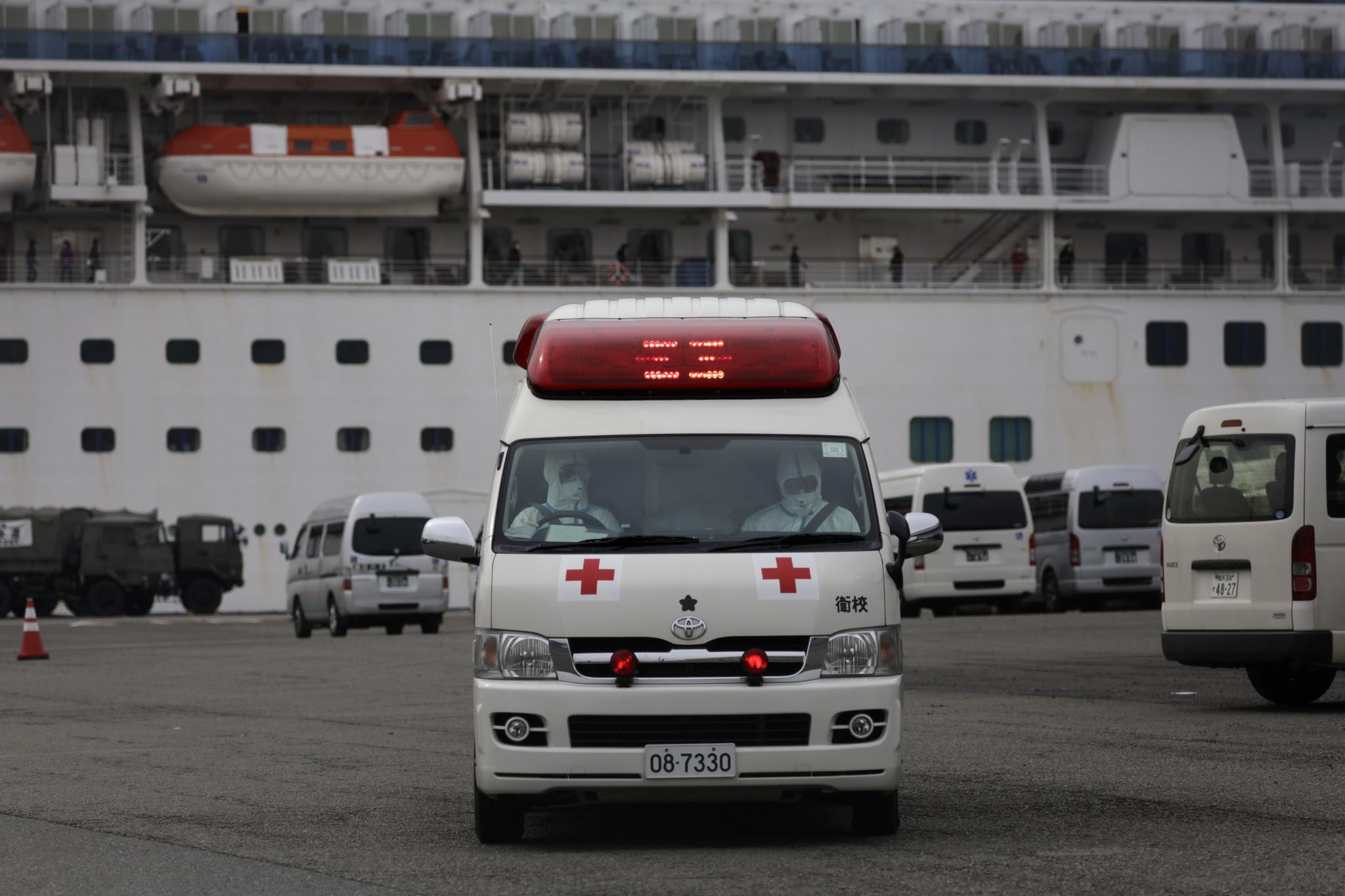 The moral dilemma of the Diamond Princess: Coronavirus and a quarantined cruise ship