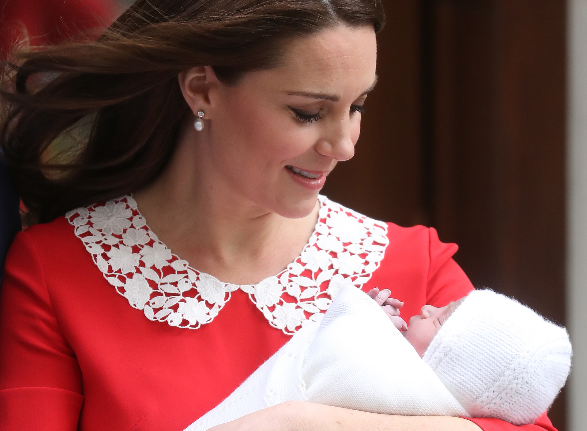 Kate Middleton on 'always questioning' herself as a mother and actually enjoying labor