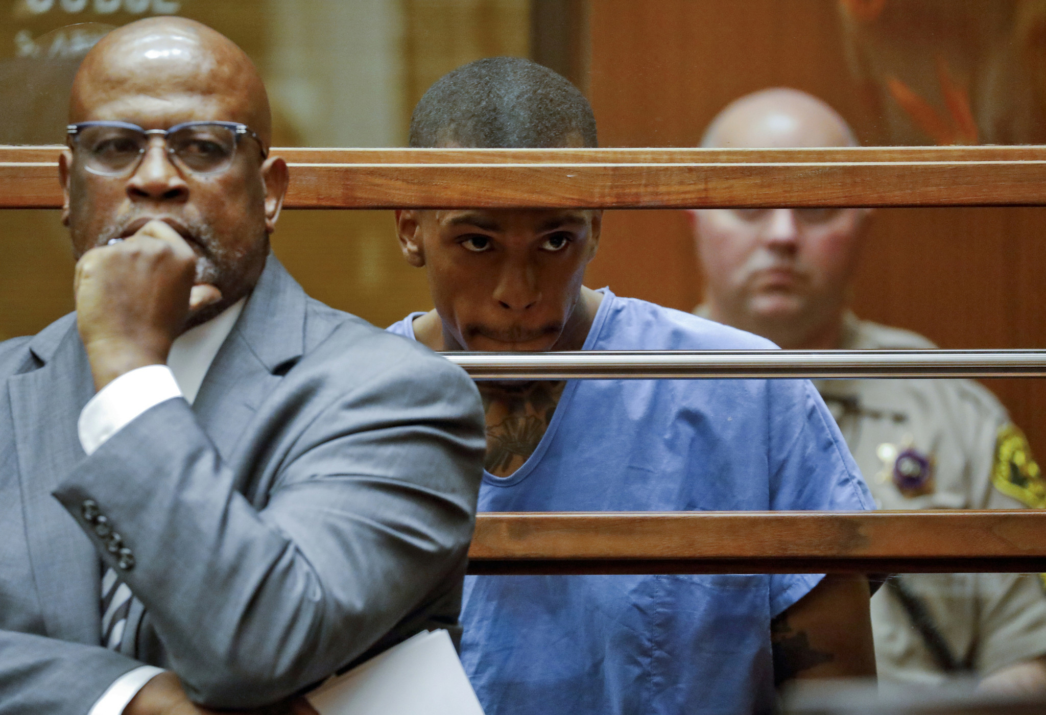 Nipsey Hussle's alleged killer should begin murder trial by early April, judge says