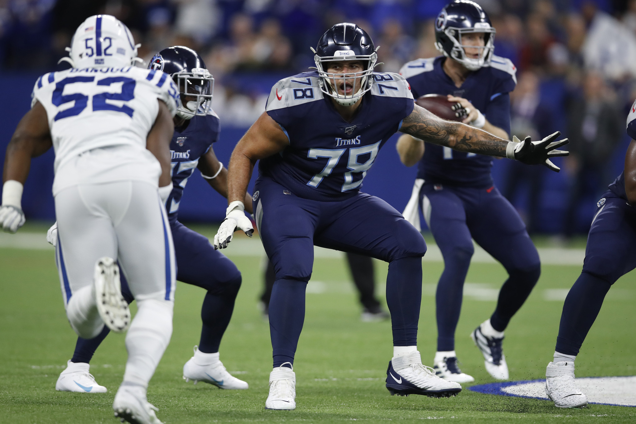 Jets Mailbag: Would Jack Conklin be worth it?