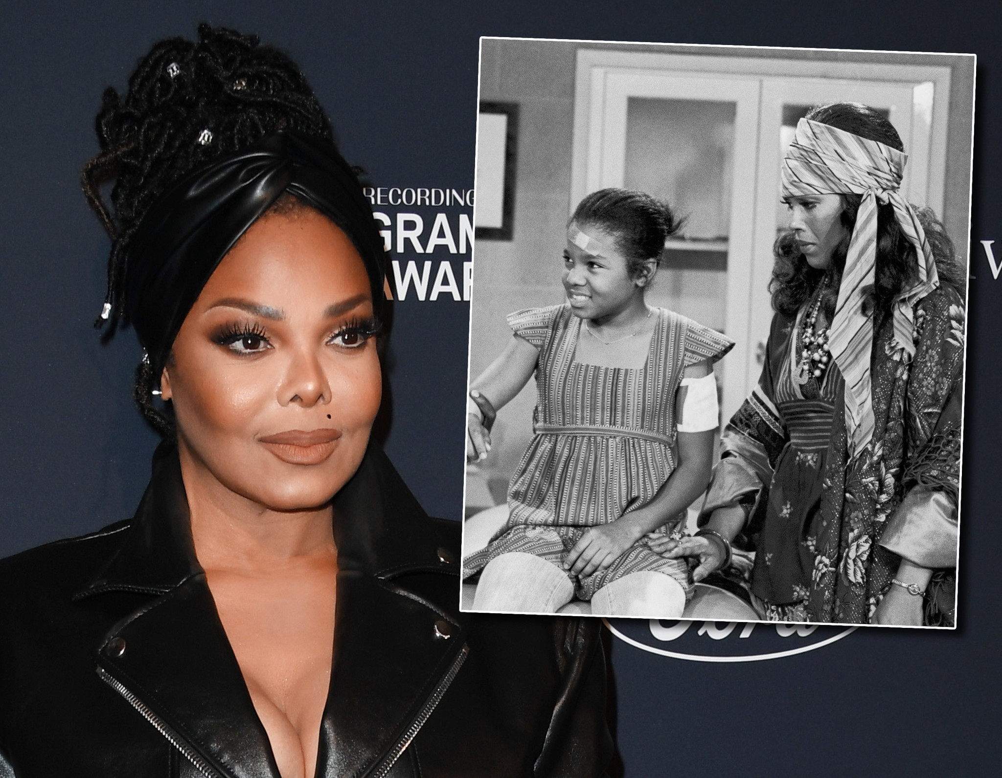 Janet Jackson honors late 'Good Times' actress Ja'Net DuBois
