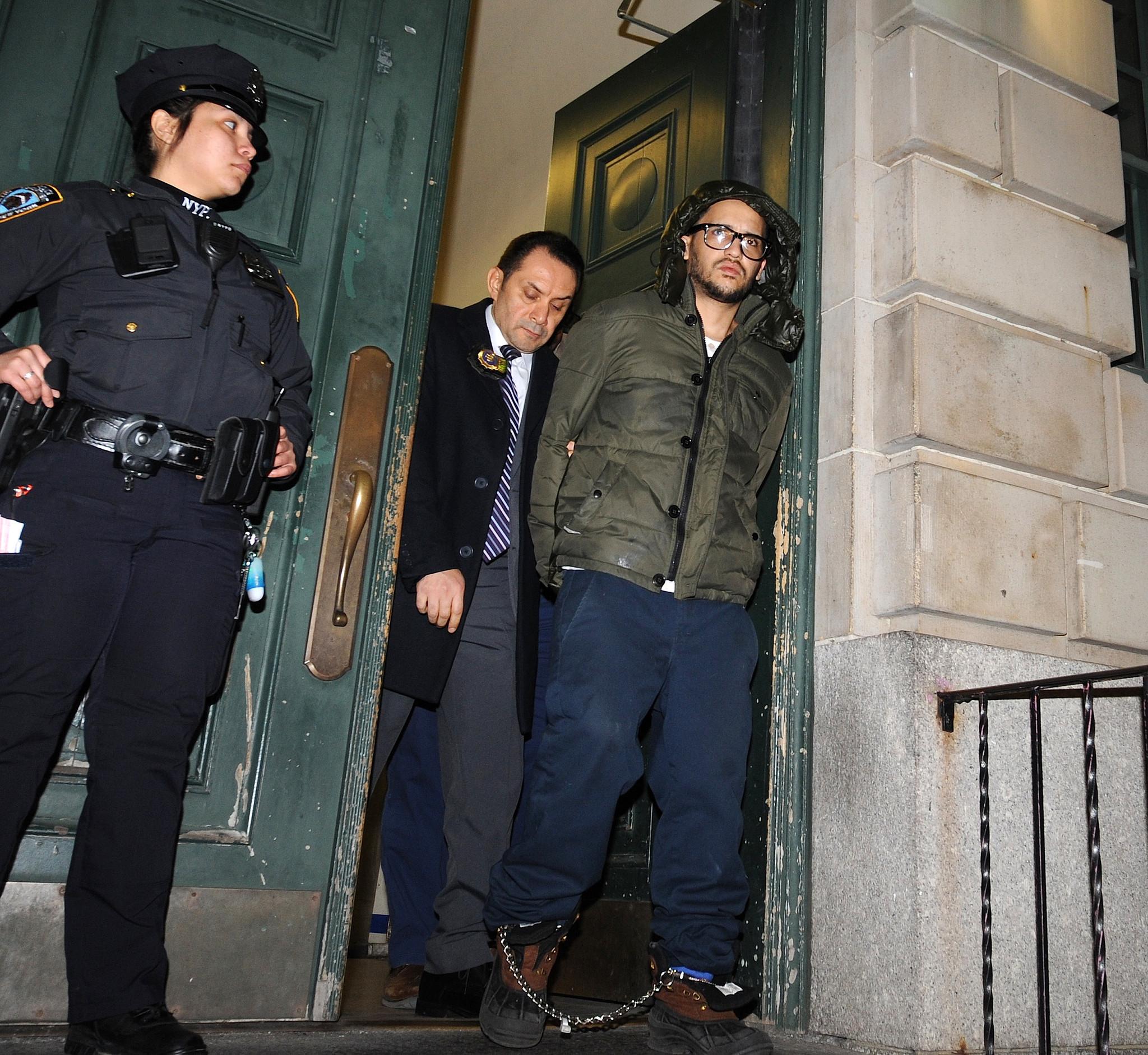 Cops arrest suspect in Bronx deli worker's slaying