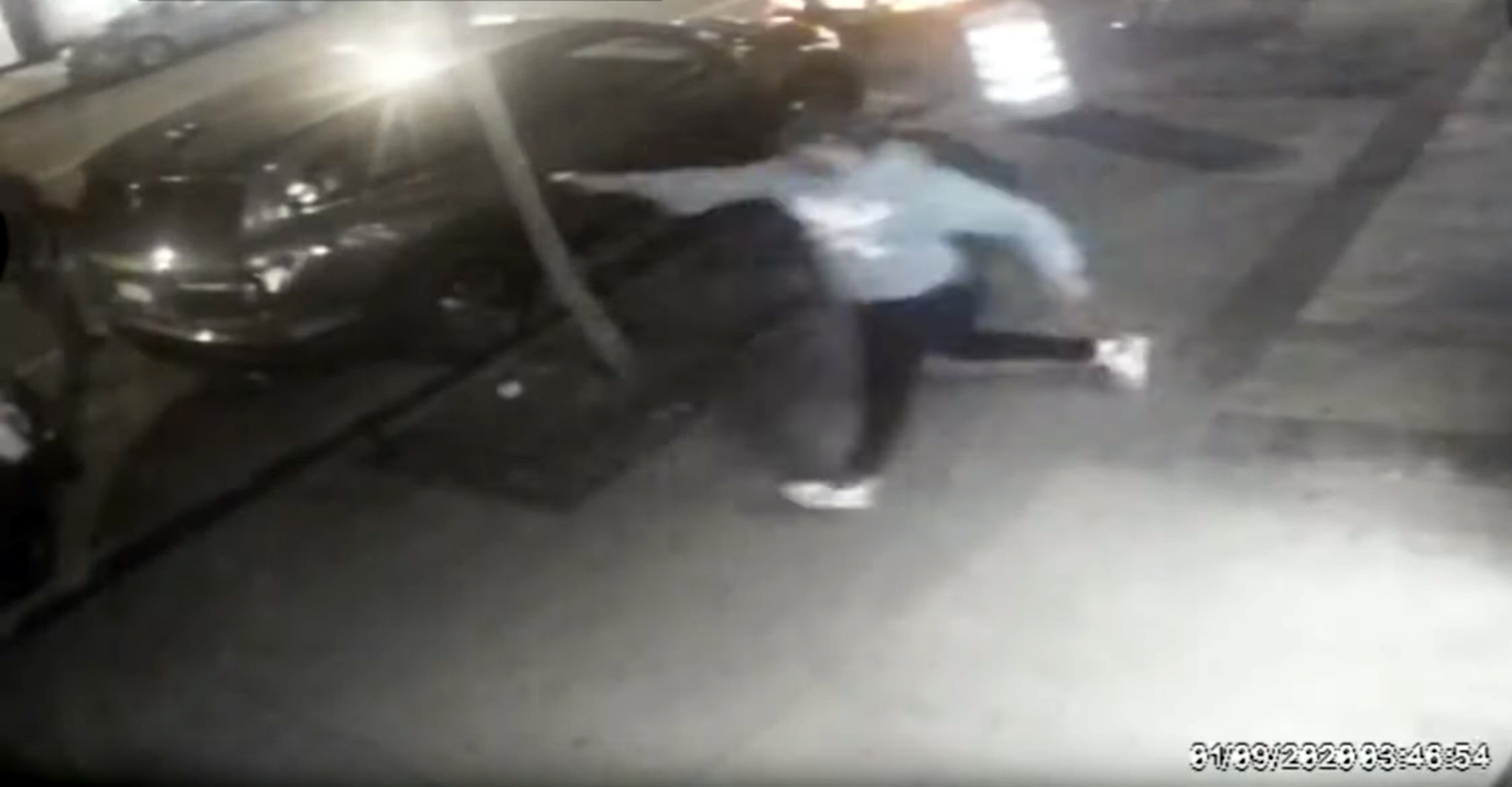 SEE IT: Cops release body cam footage of fatal NYC police-involved shooting