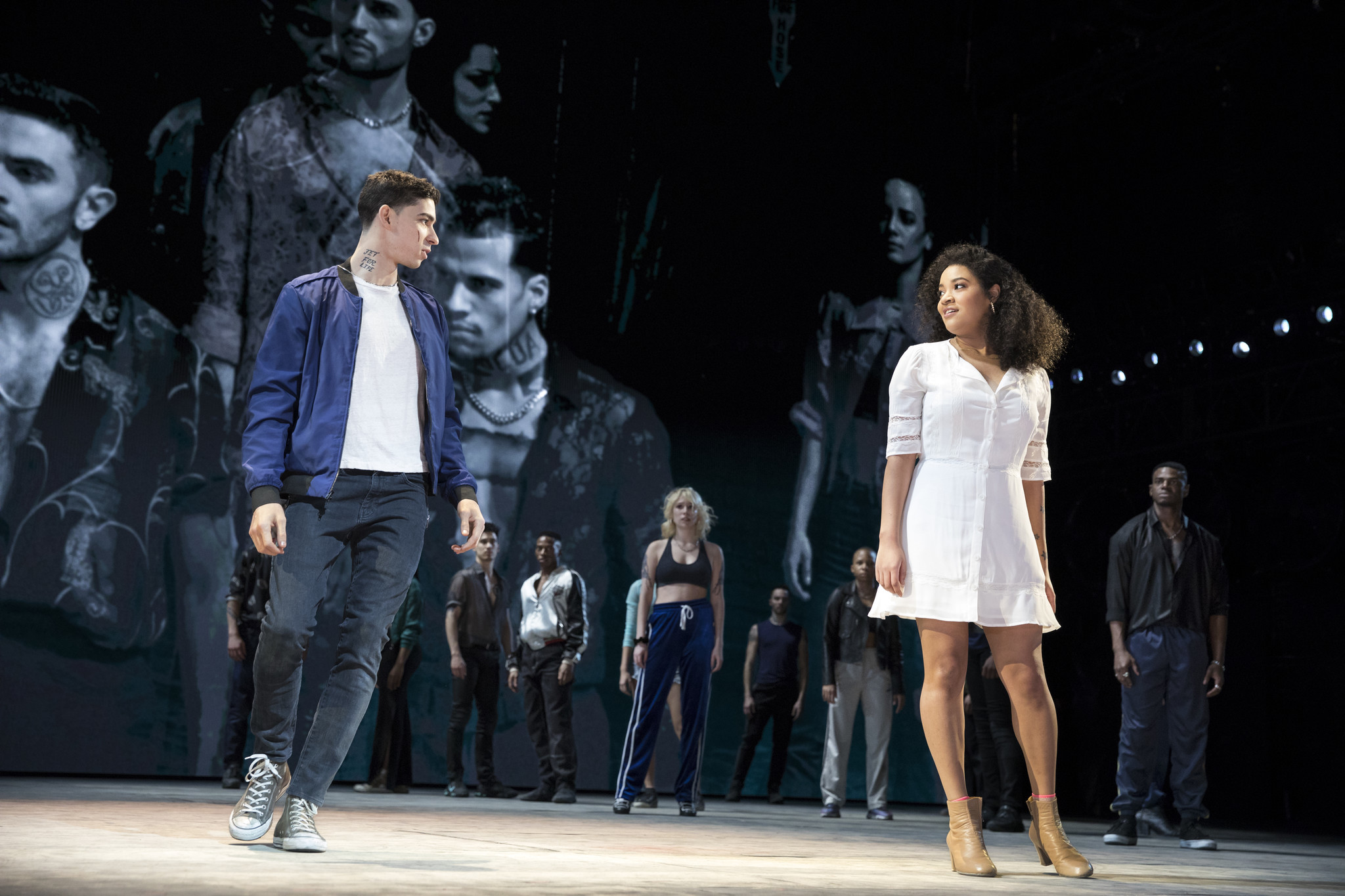 'West Side Story' gets a whole new look on Broadway from director Ivo Van Hove