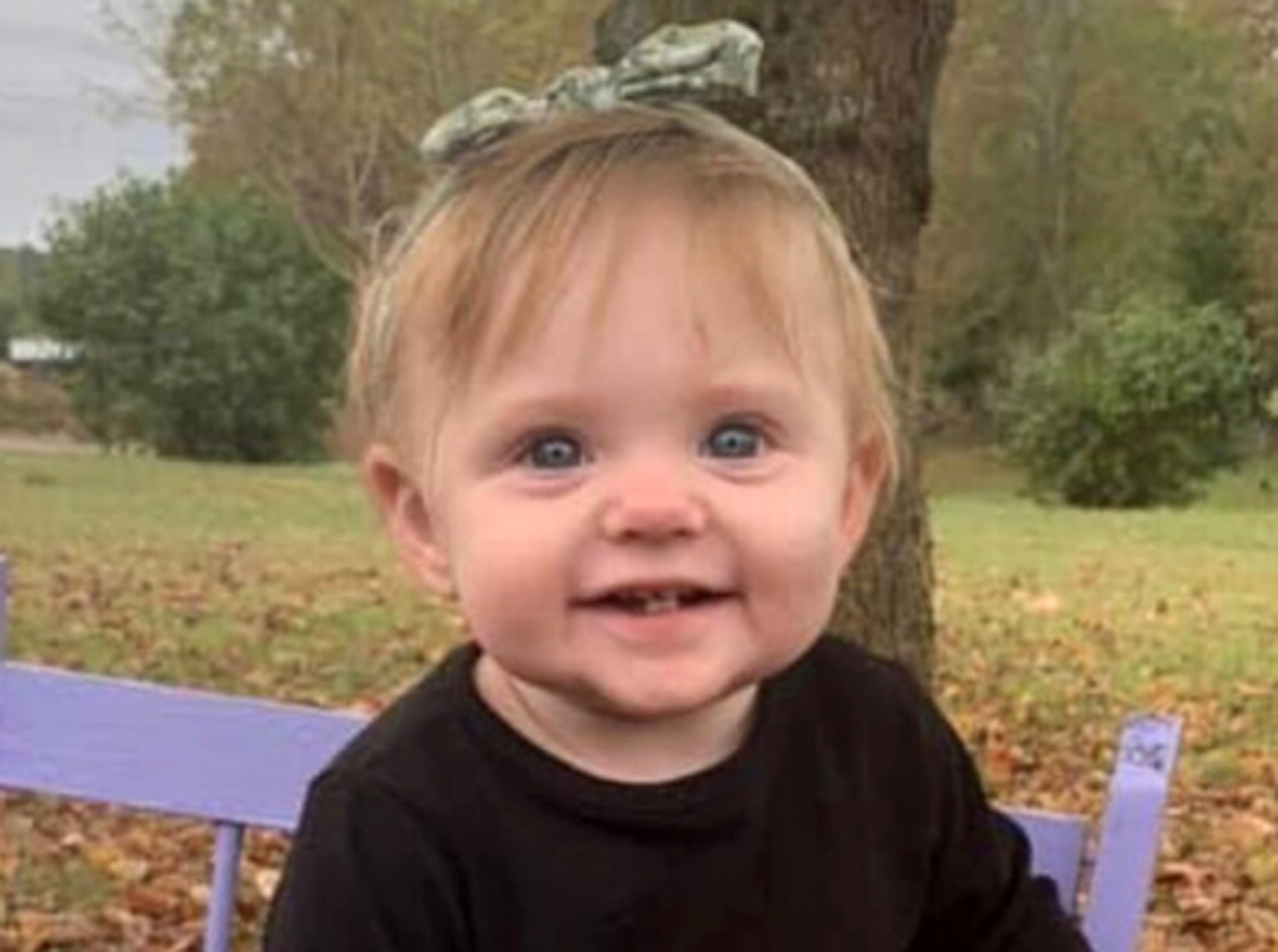 Two arrested in connection to disappearance of 15-month-old Tennessee girl
