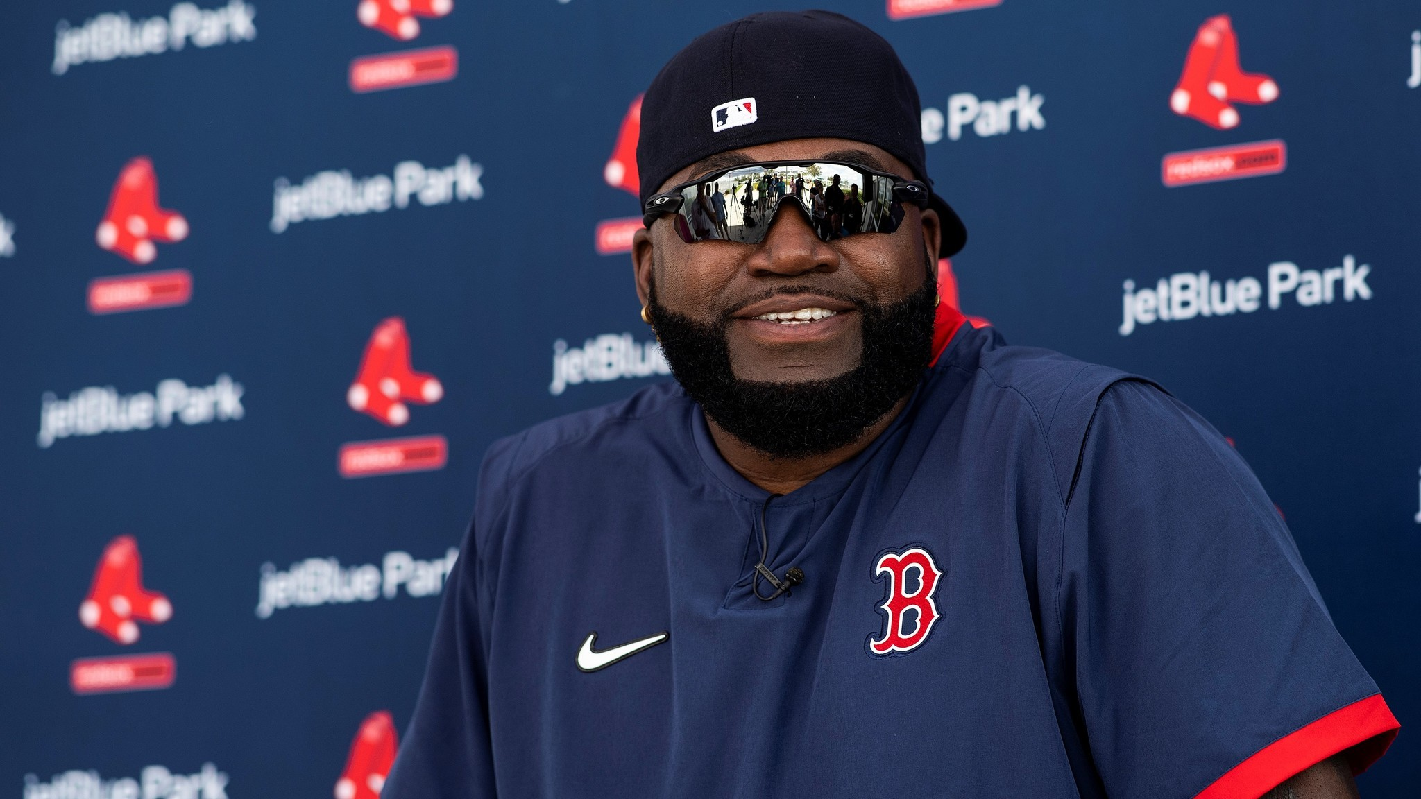 David Ortiz calls Astros whistleblower Mike Fiers a 'snitch,' defends Rob Manfred