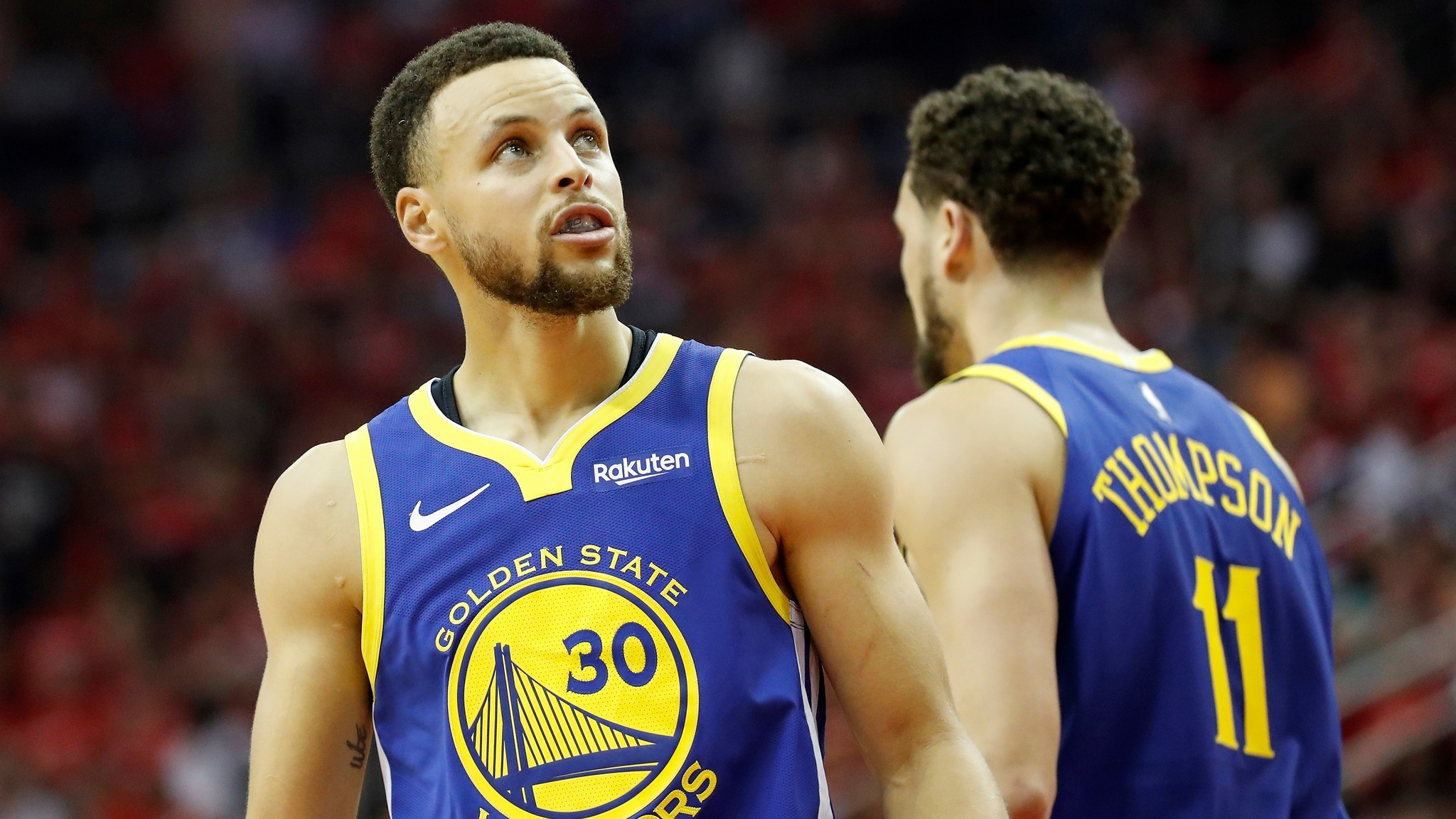 Steve Kerr says Steph Curry will come back when healthy; Klay Thompson should too if he can