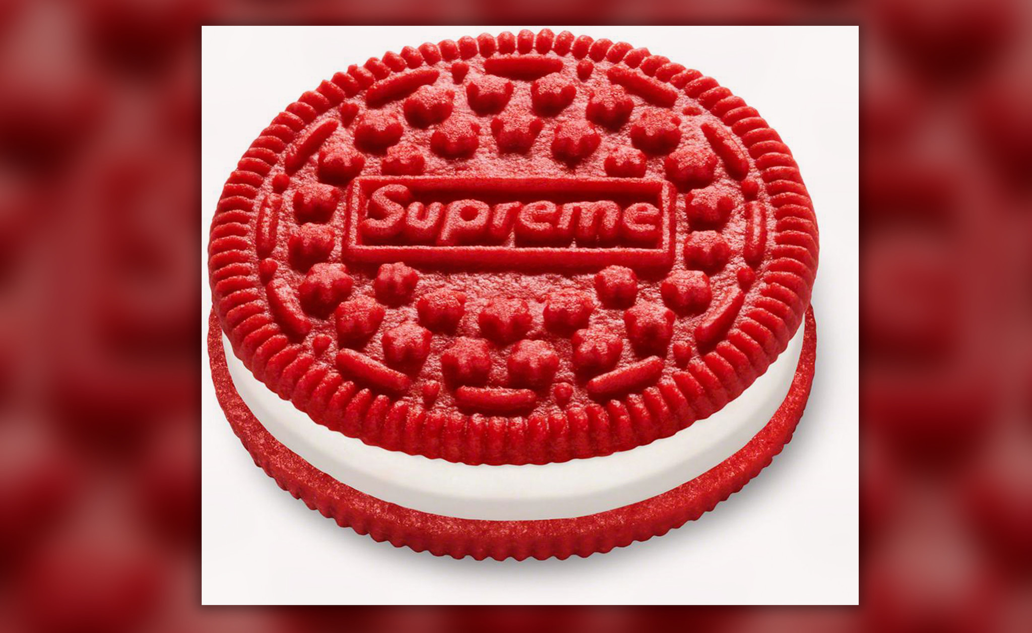 Getting that cream: Supreme Oreos selling for $4K on eBay