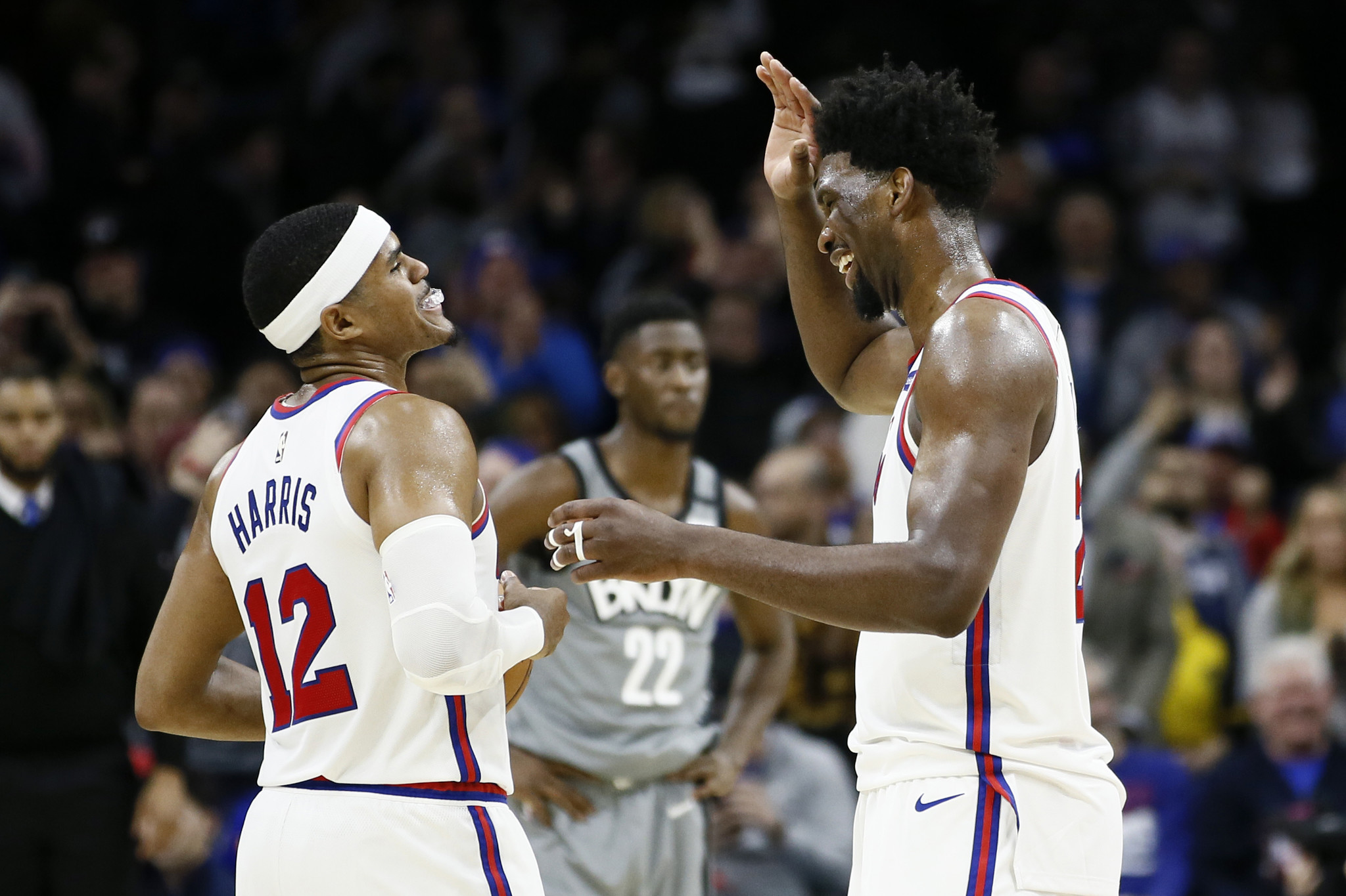 After losing Kyrie Irving for season, Nets blow big lead in overtime loss to Sixers