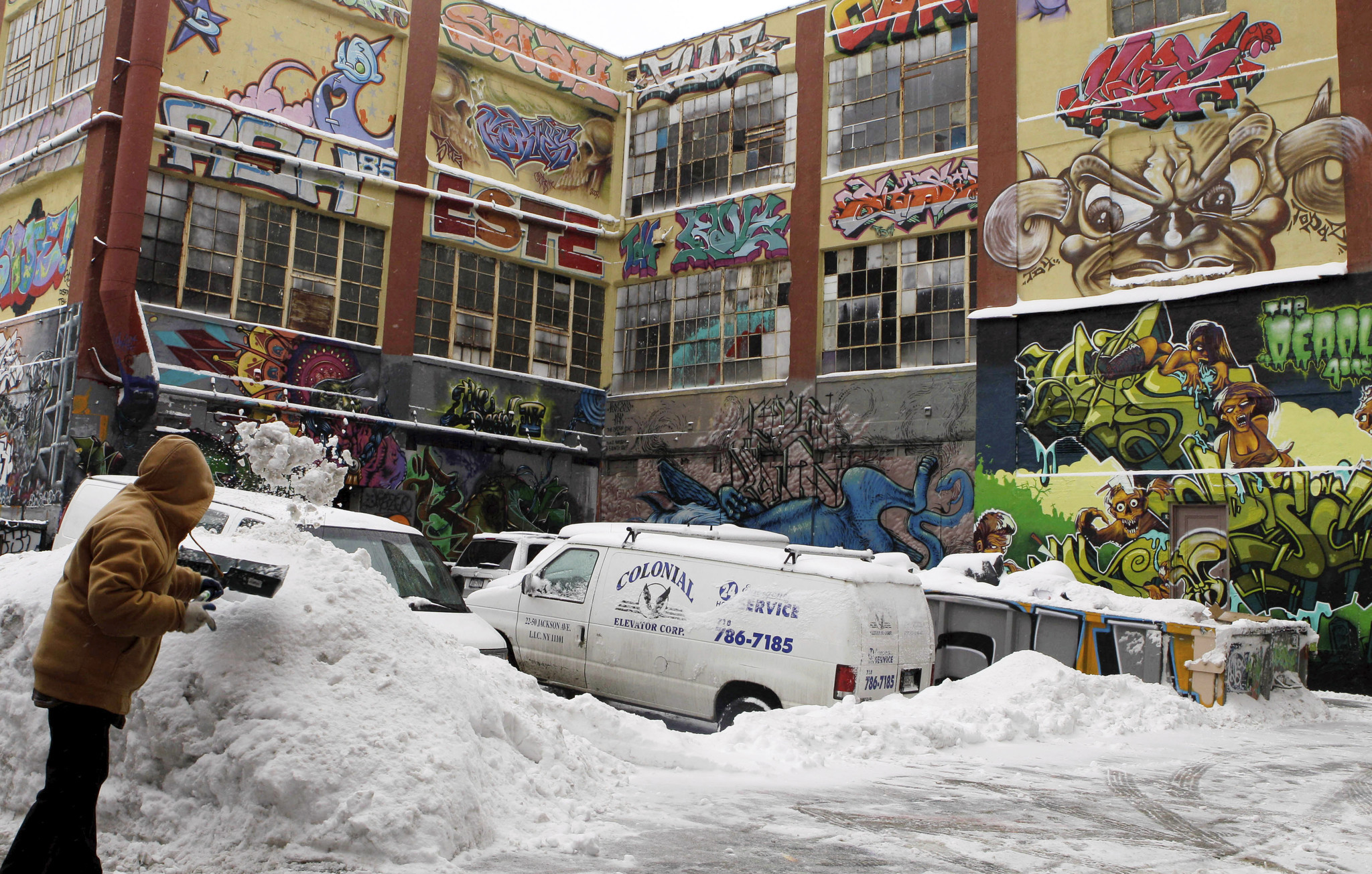 Federal appeals court upholds $6.7 million award to graffiti artists at Queens' famed 5Pointz site