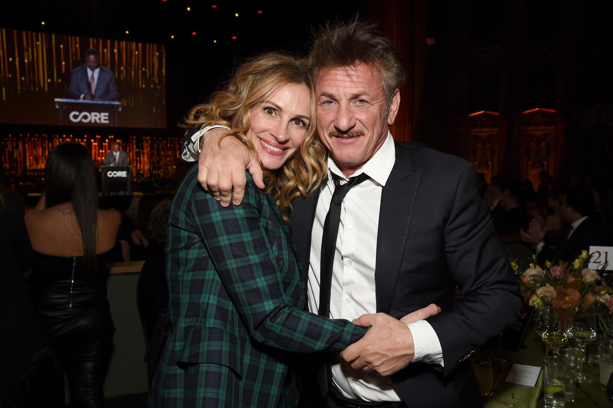 Julia Roberts, Sean Penn tapped to star in Watergate series