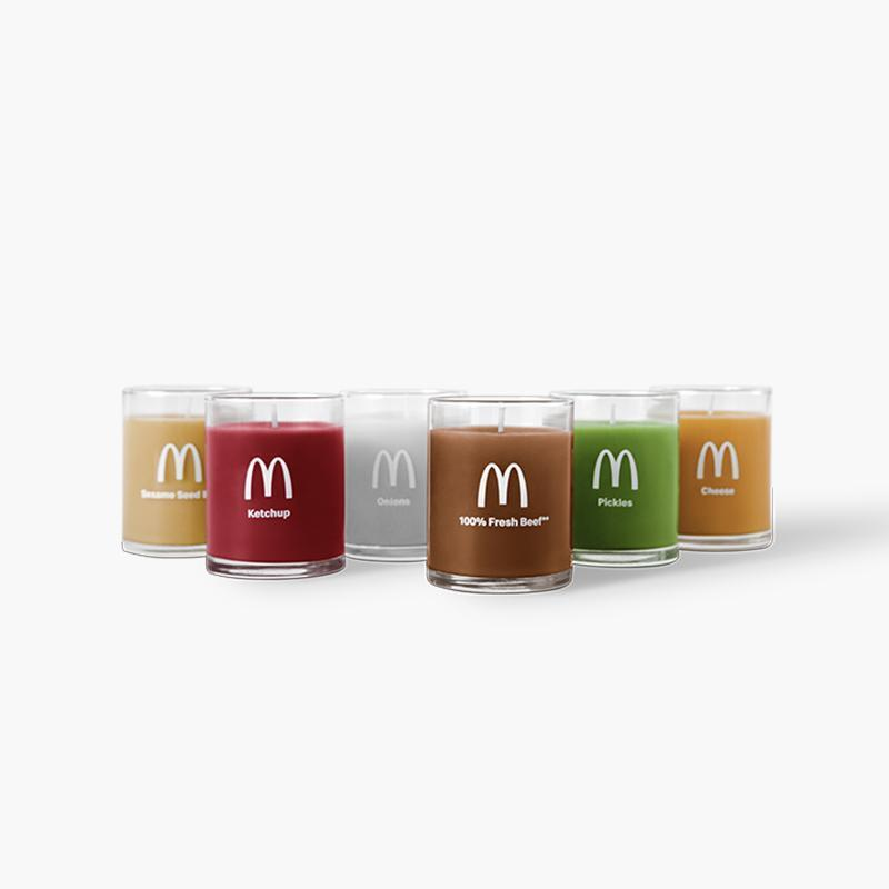 McDonald's releasing Quarter Pounder candle pack to make your home smell like a fast food burger