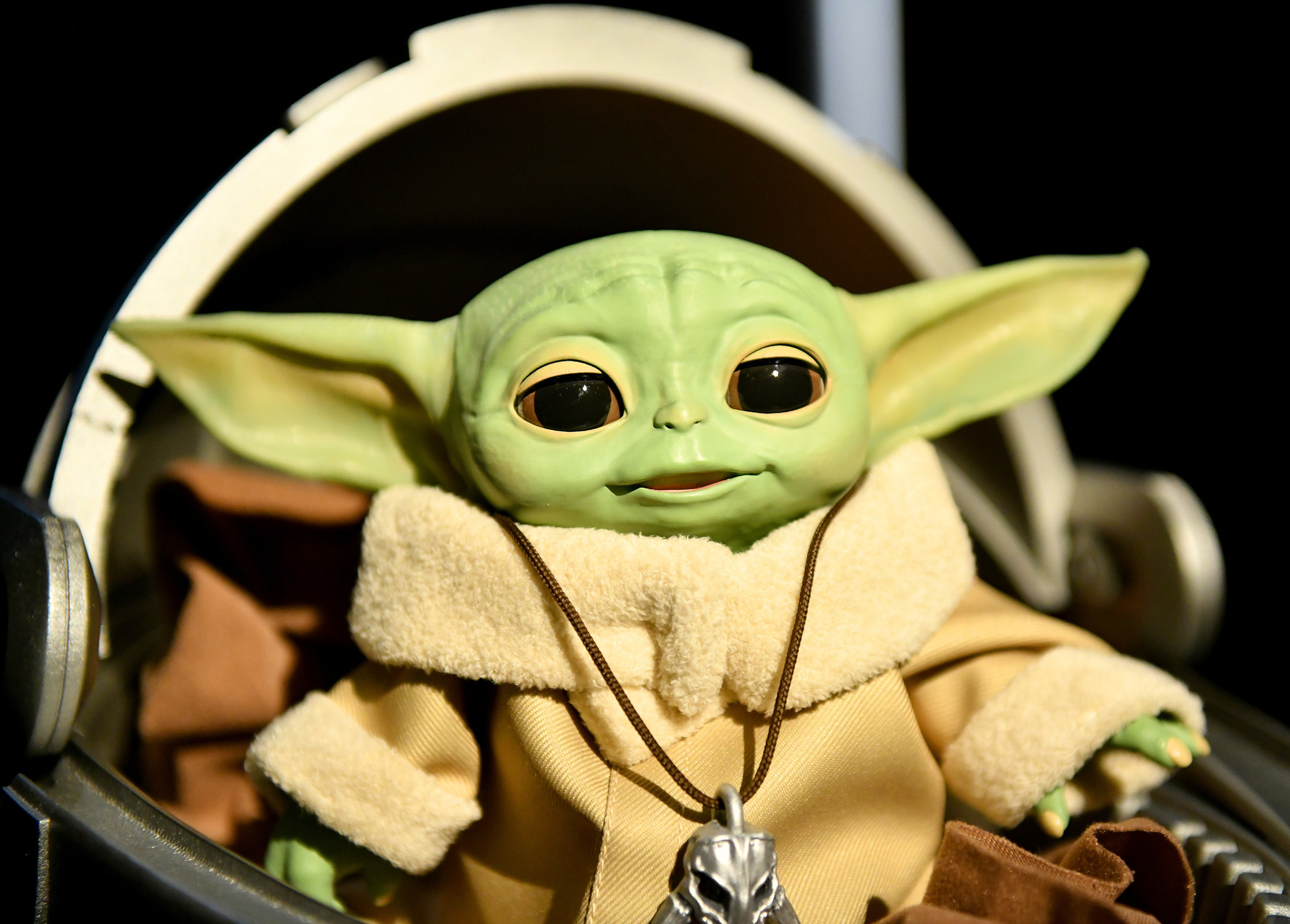 New 'Baby Yoda' toys to include animatronic 'The Child,' Legos, mini backpa...