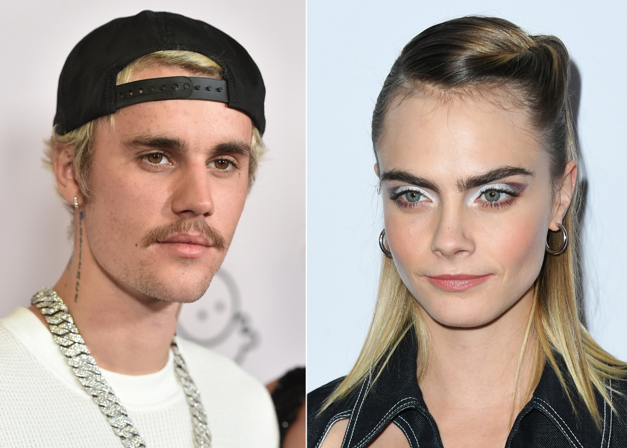 Justin Bieber slammed for naming Cara Delevingne his least favorite of wife Hailey's pals: 'Why don't you unblock me?'