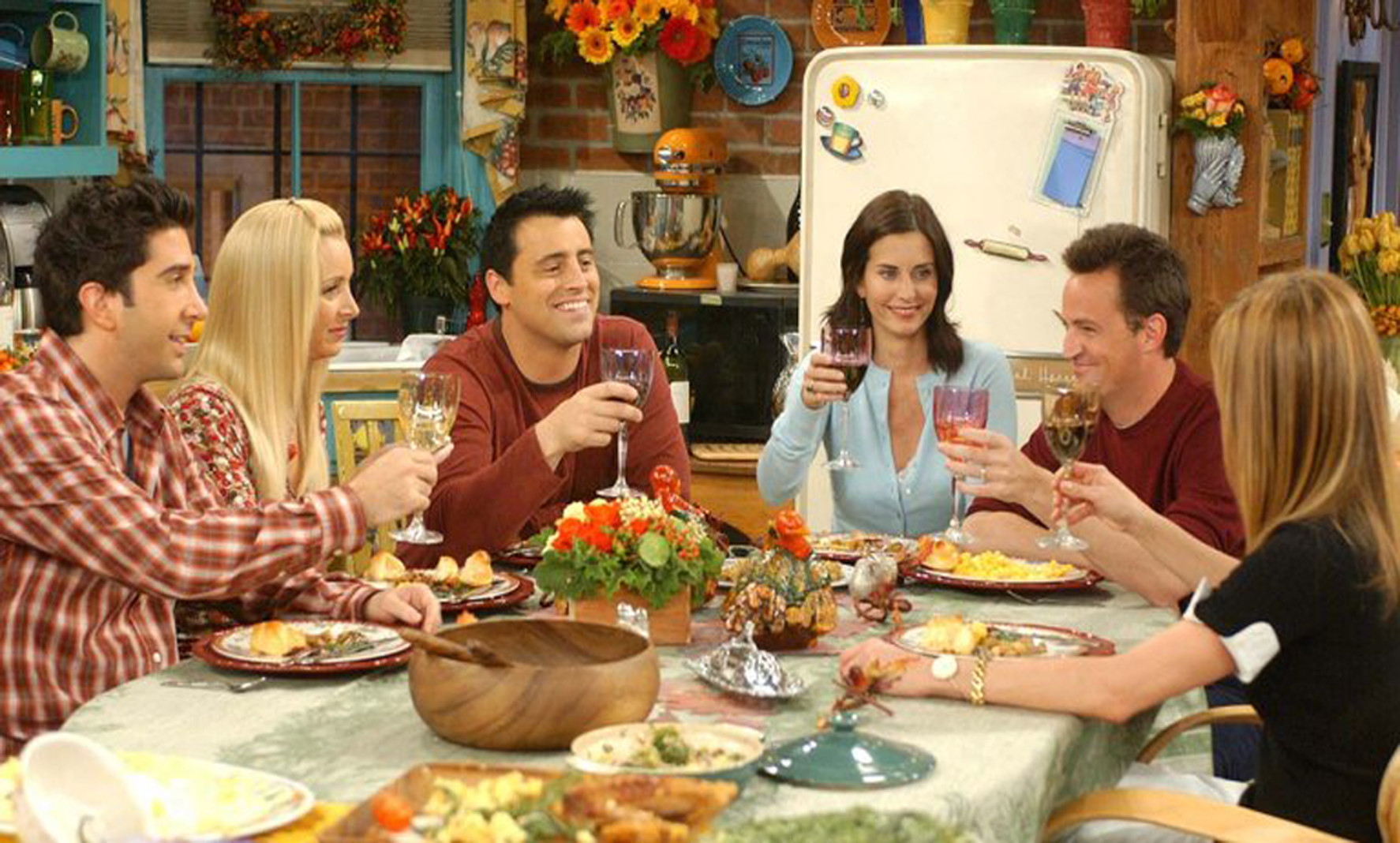 'Friends' back: Reunion special on HBO Max is now official