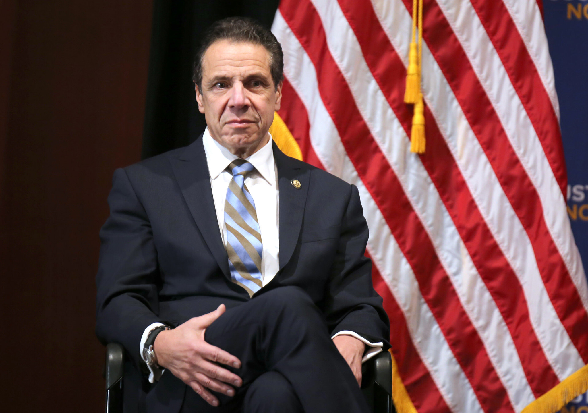 N.Y. Gov. Cuomo accuses Trump administration of playing politics with billions in healthcare grants