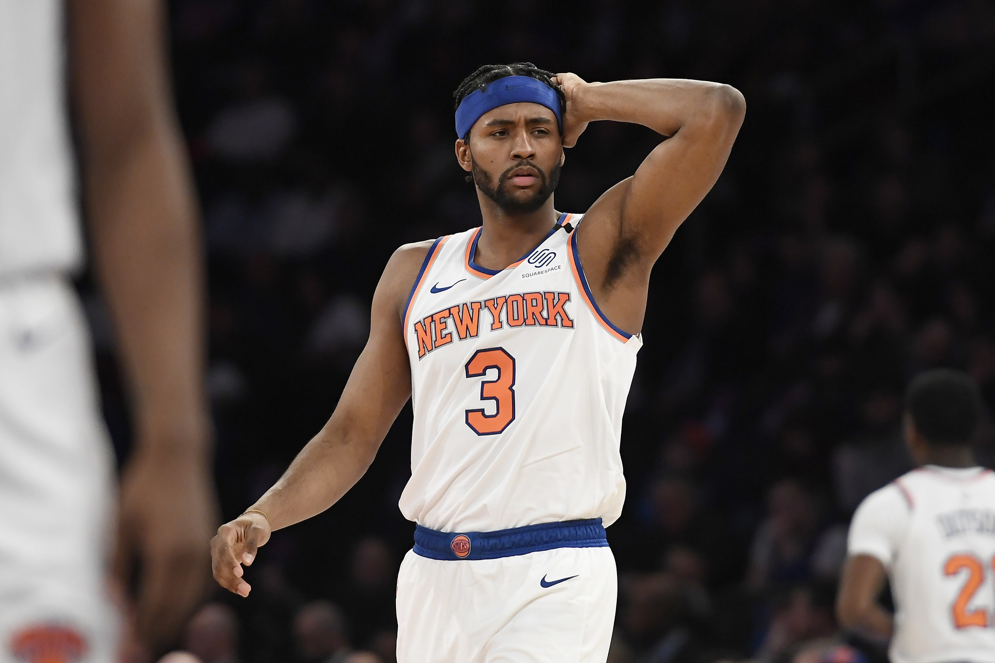 Moe Harkless on going from successful Clippers to lottery-bound Knicks: 'Everything is different, the culture and everything'