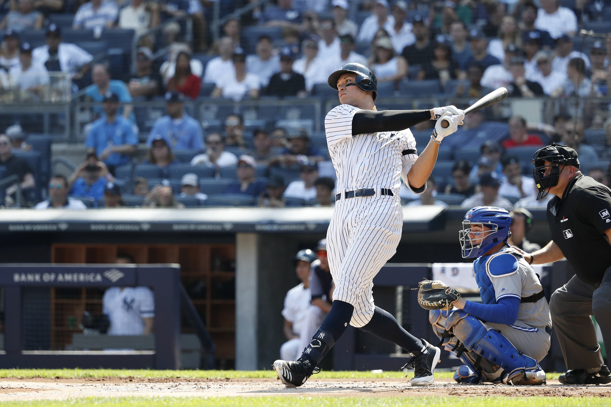 Aaron Judge can have Jeter-like impact on Yankees, if he's able to stay healthy