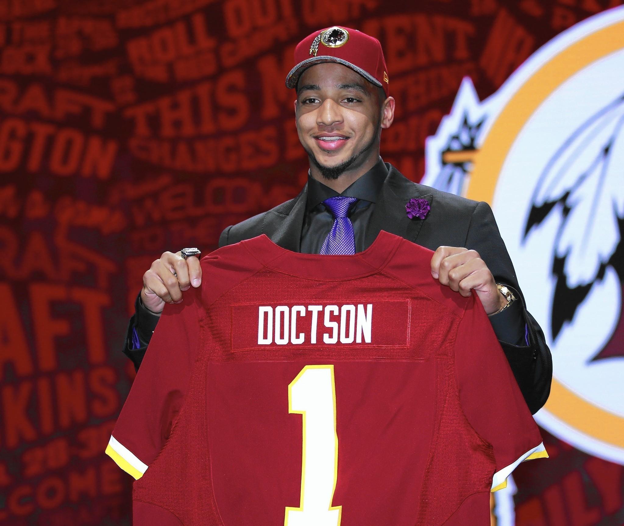 Jets sign veteran wide receiver Josh Doctson