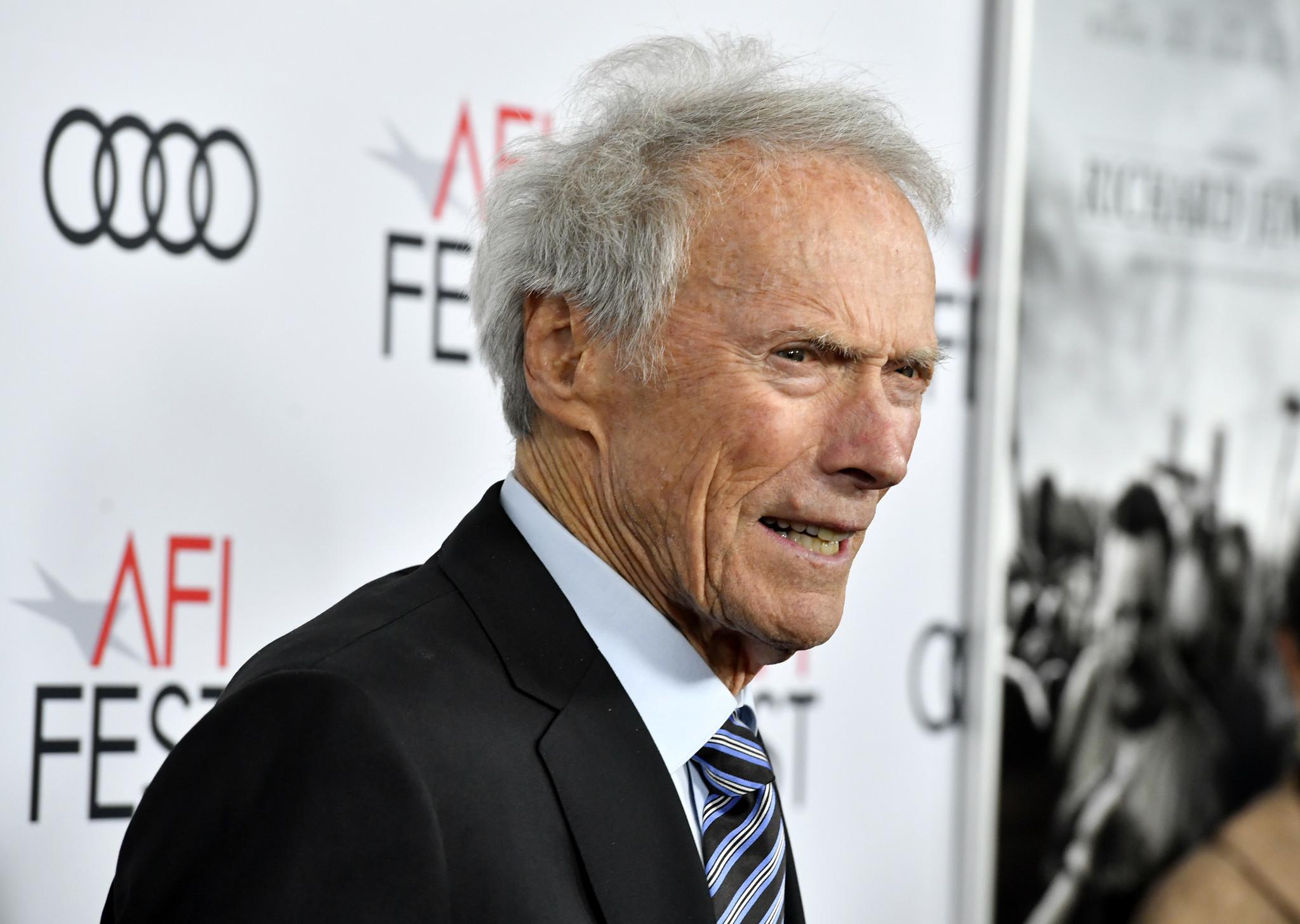 Clint Eastwood endorses Michael Bloomberg over Trump