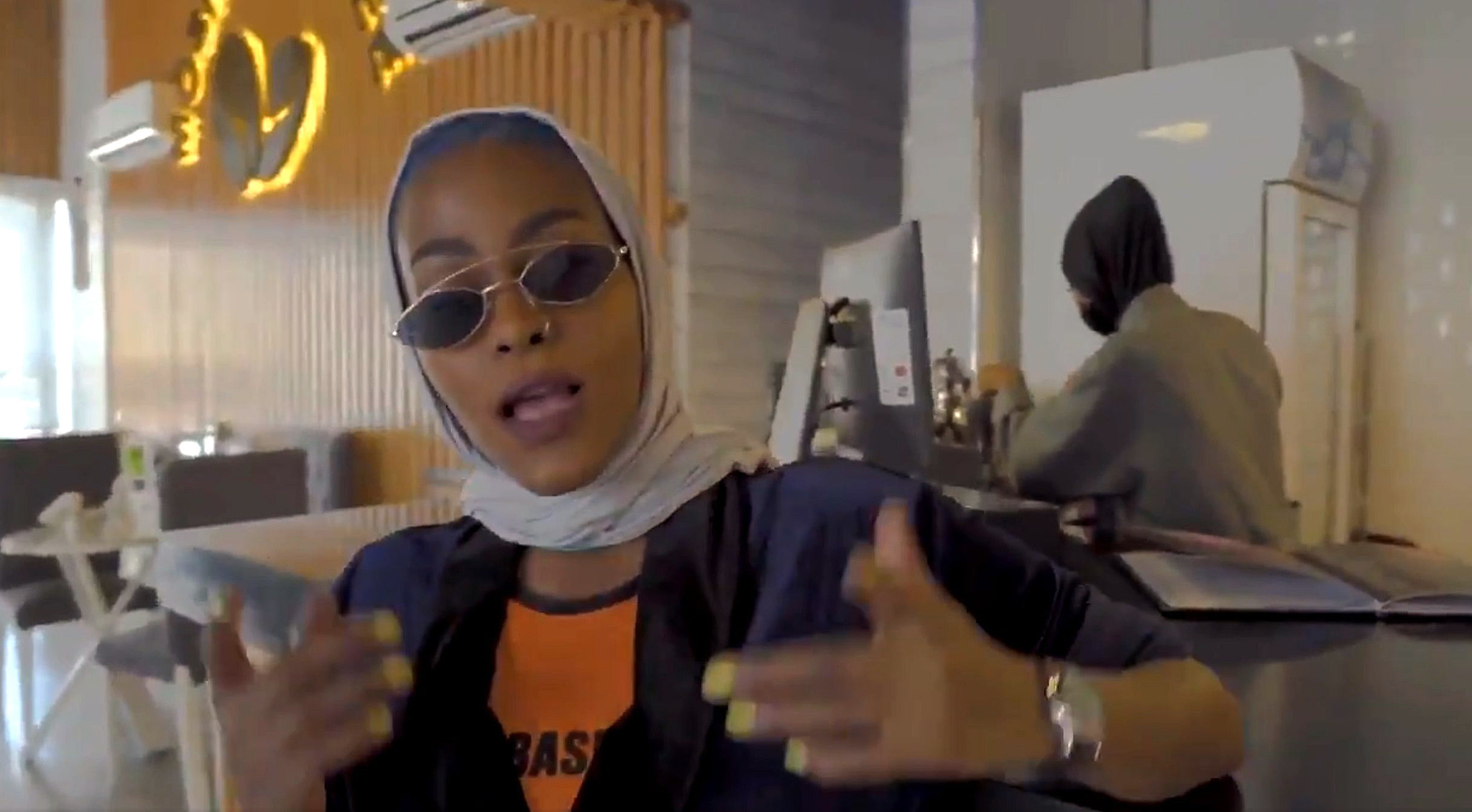 Arrest ordered for female rapper who rhymed about Mecca