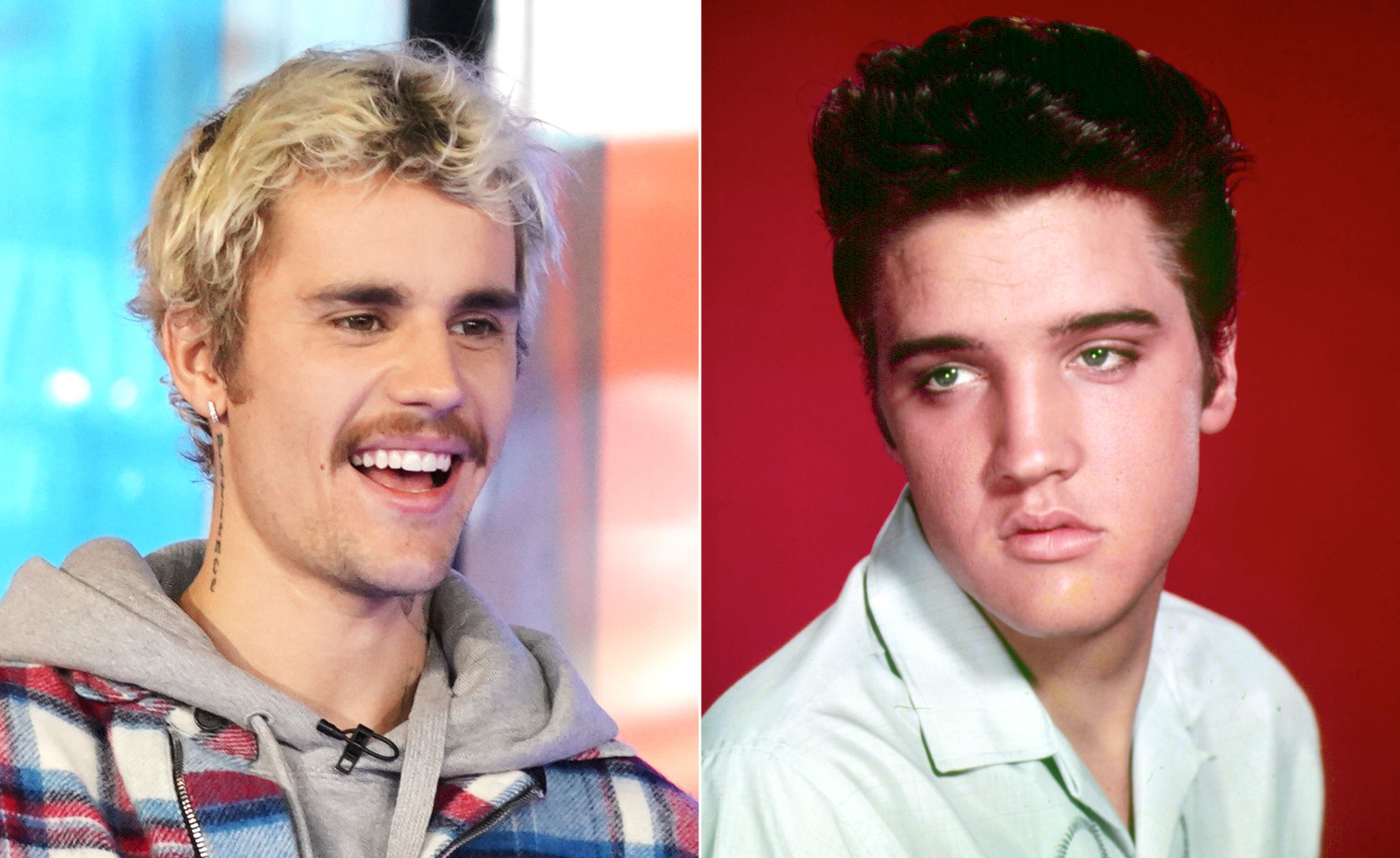 Here's how Justin Bieber beat Elvis Presley's chart record