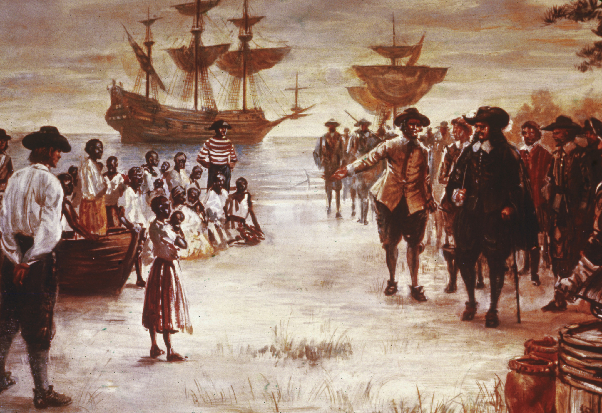 A story of 1619, 1776 and 2020: Telling the whole truth about America and slavery