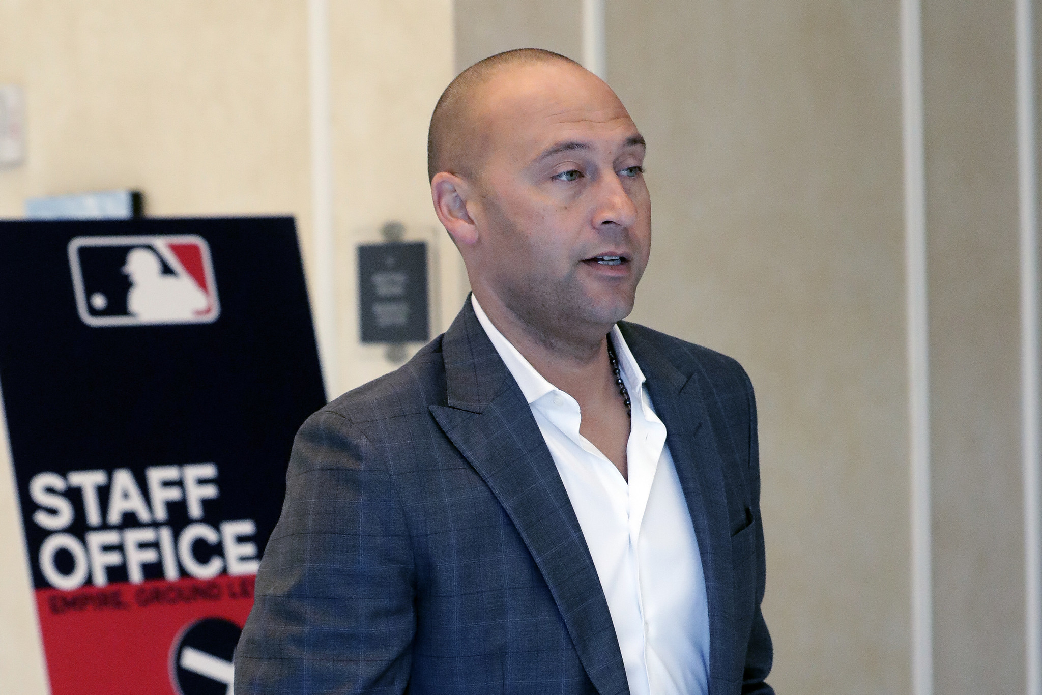 Derek Jeter thinks the Astros are 'paying the price' for sign-stealing