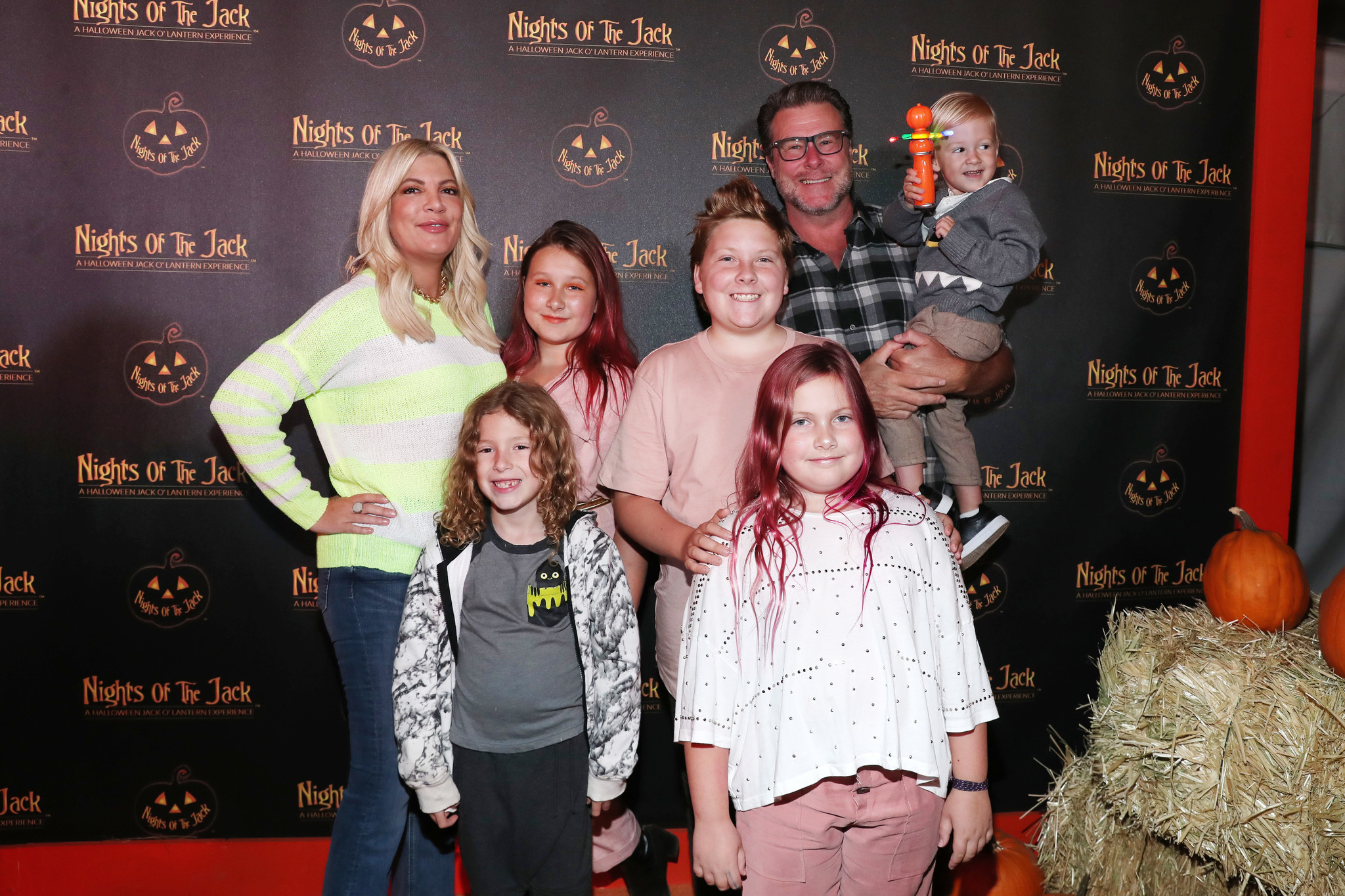 Tori Spelling says her kids were bullied to point where son, 12, got severe headaches and stomachaches