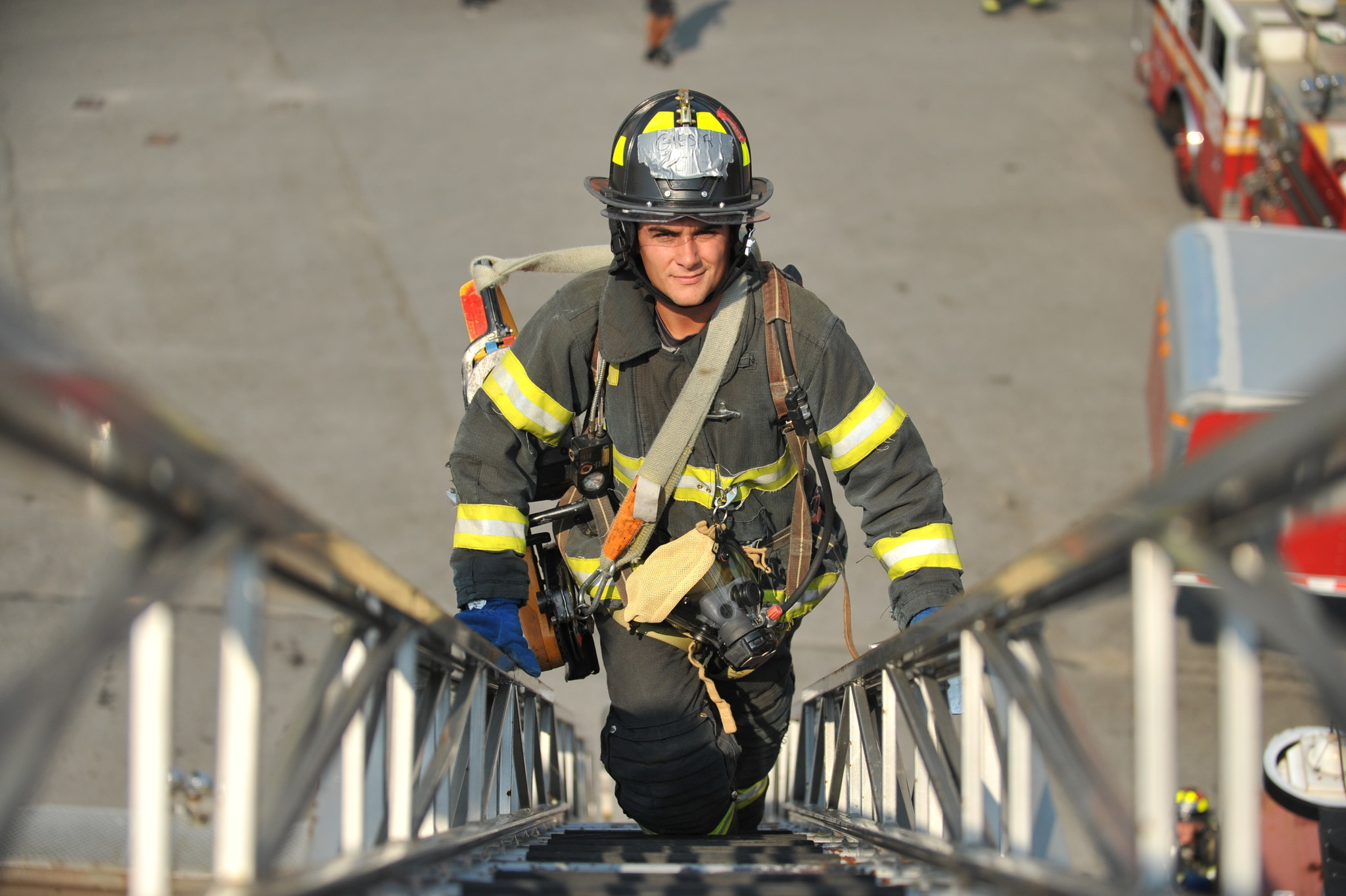 NYC firefighter achieves his father's dream of becoming a FDNY lieutenant