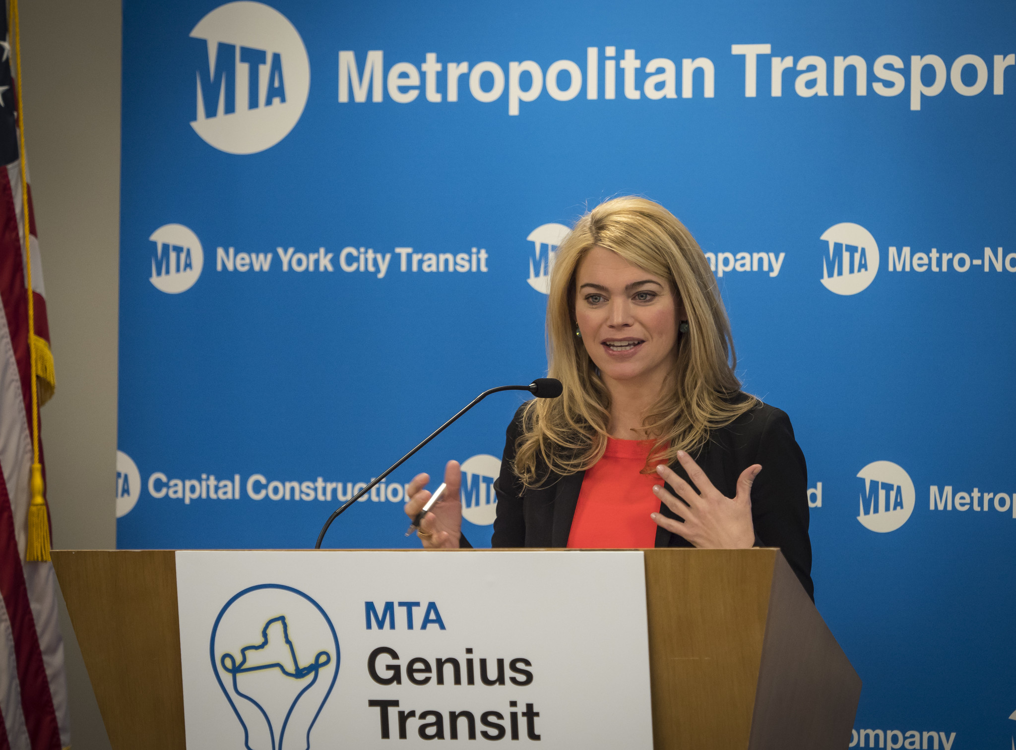 MTA names Cuomo-appointed board member as Andy Byford's replacement