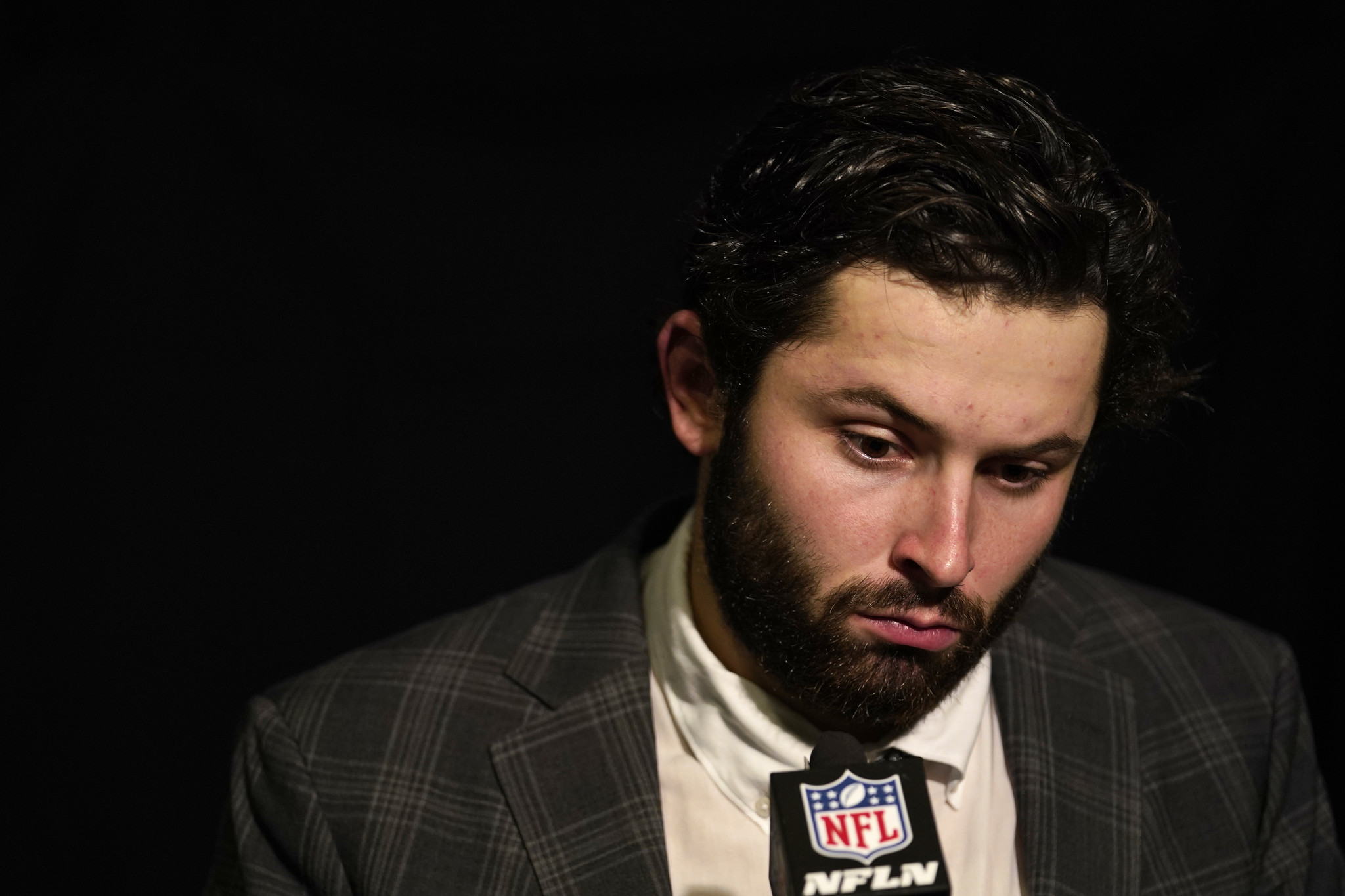 ESPN Cleveland suspends Tony Grossi for calling Baker Mayfield 'a f--king midget' while his mic was still on