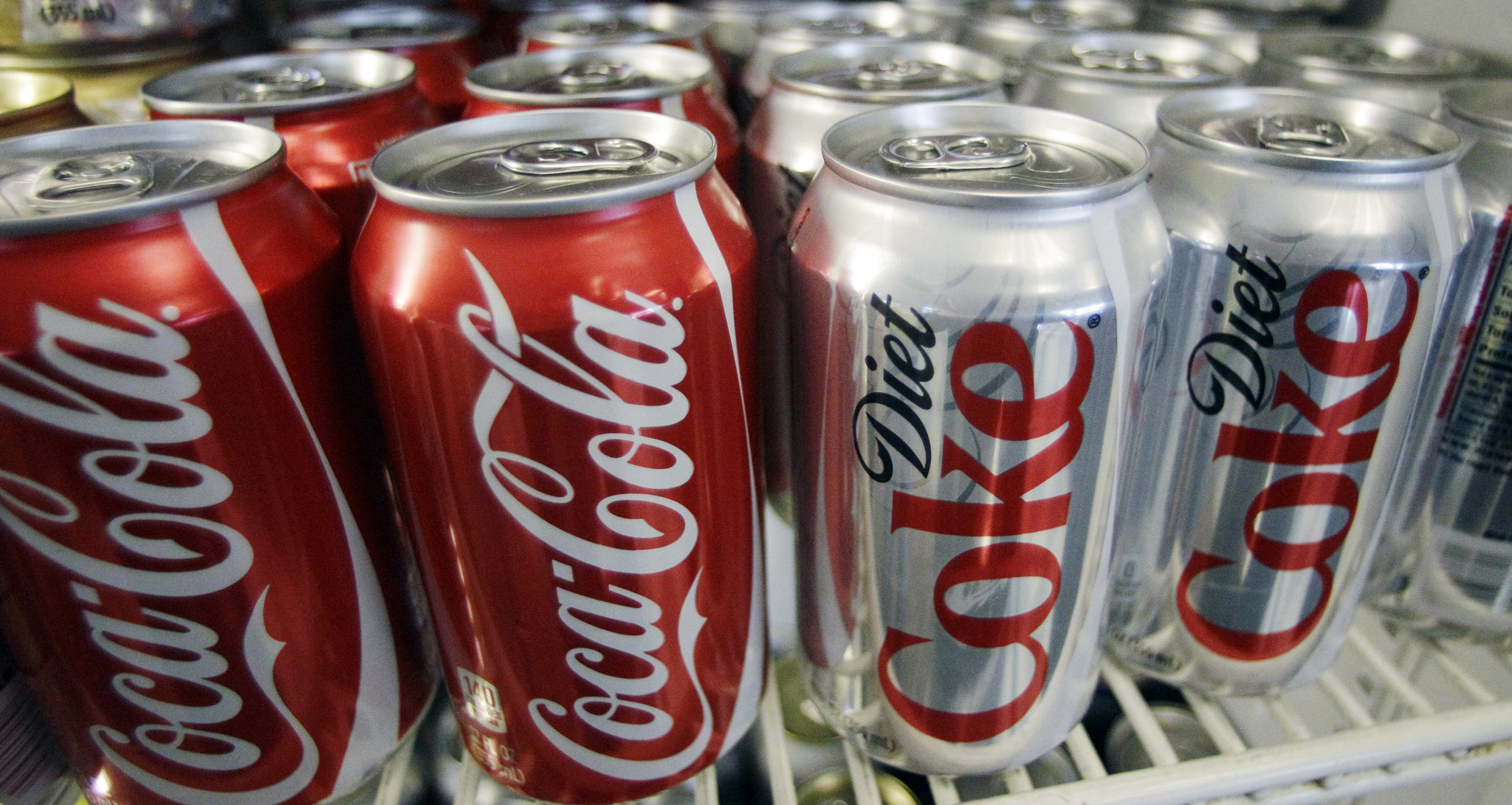 Coca-Cola's supply of diet, sugar-free drinks could be affected by coronavirus outbreak