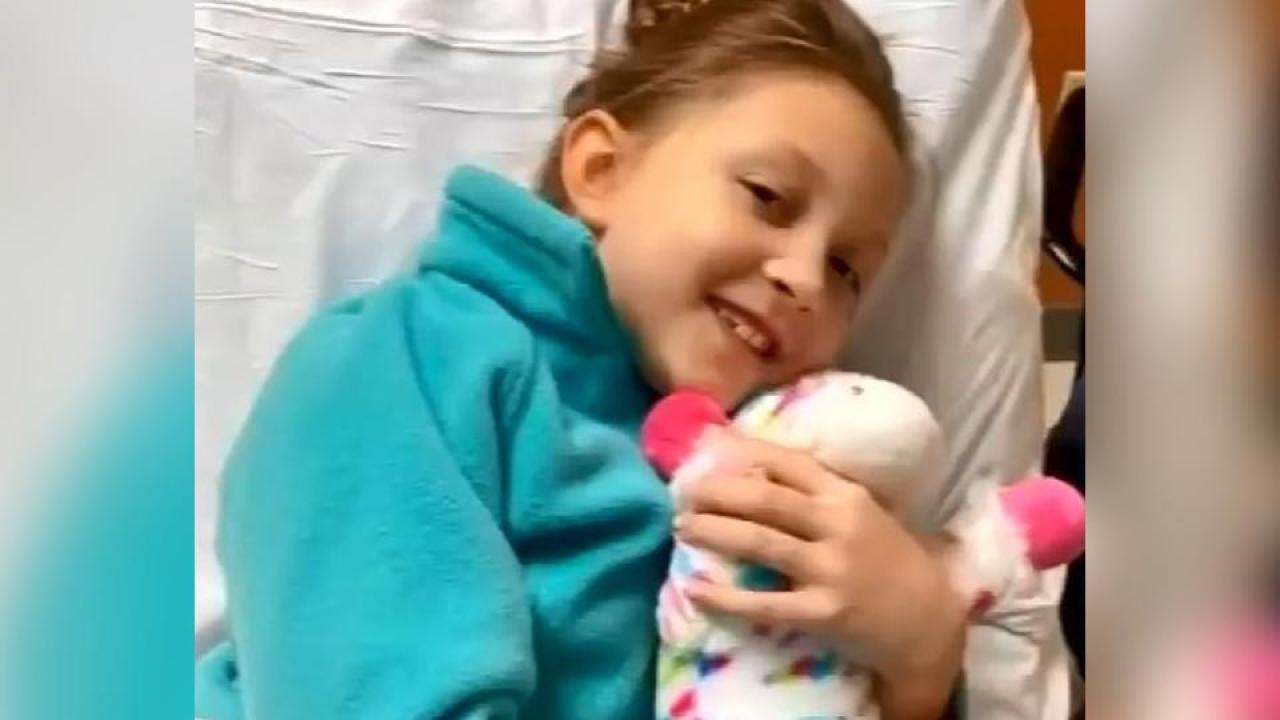 7-year-old South Carolina girl dies one minute into tonsil surgery