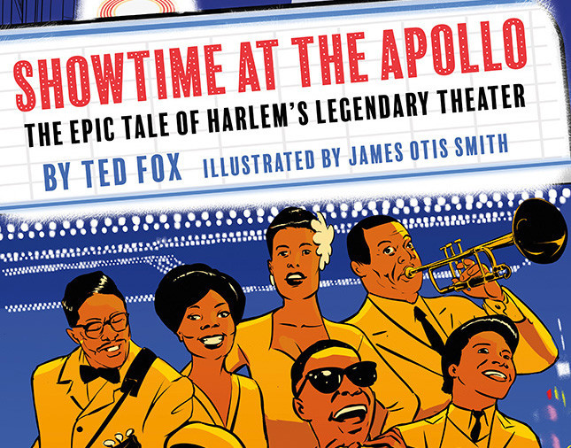 Apollo Theater authority says graphic novel is 'new way to tell remarkable story' of Harlem landmark
