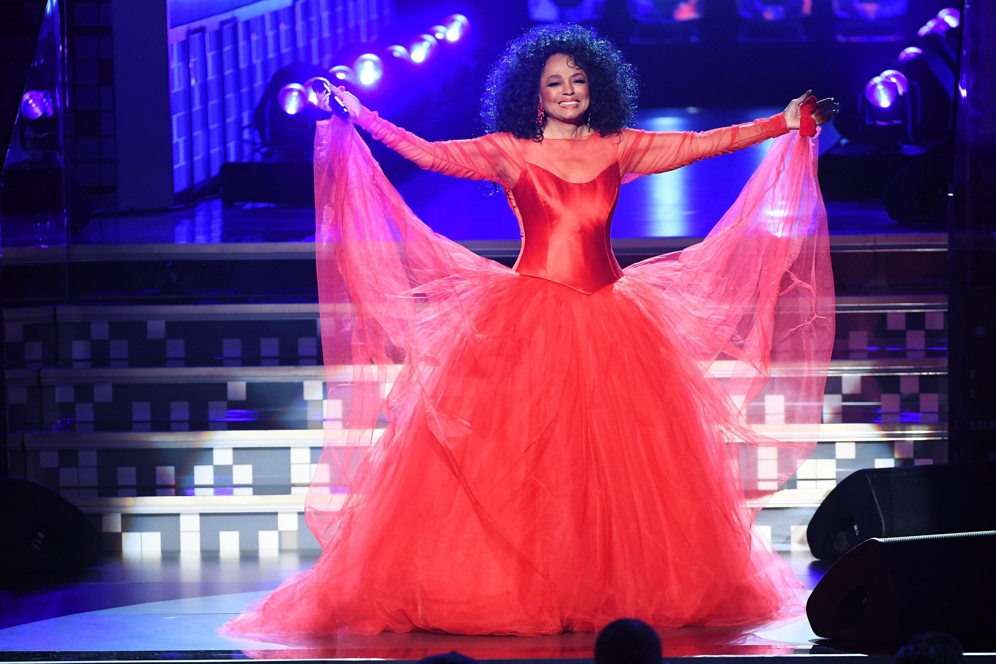 Diana Ross' 'Love Hangover' is #1 on Billboard nearly 45 years after first topping charts