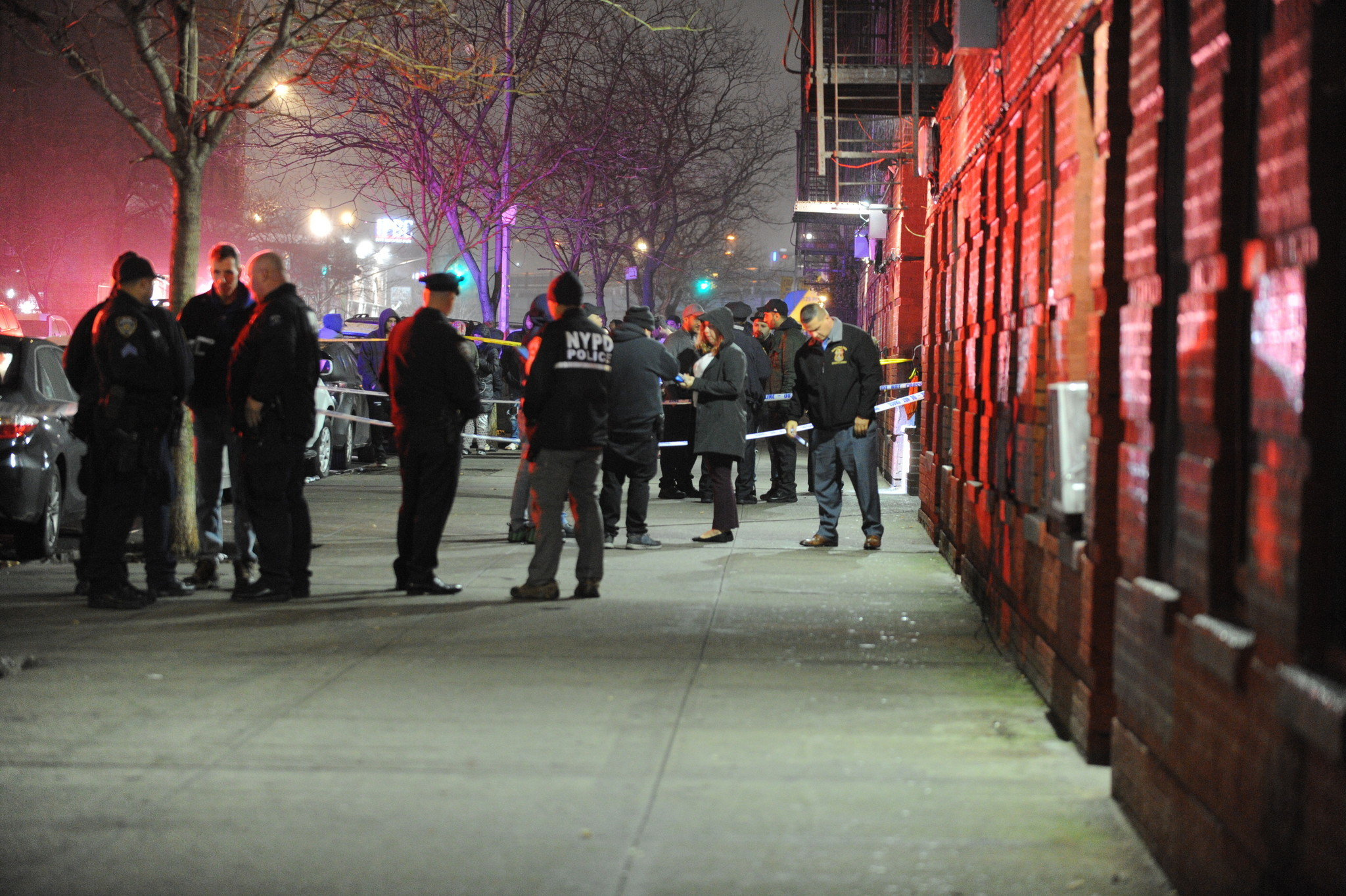 Man, woman wounded in Upper Manhattan shooting