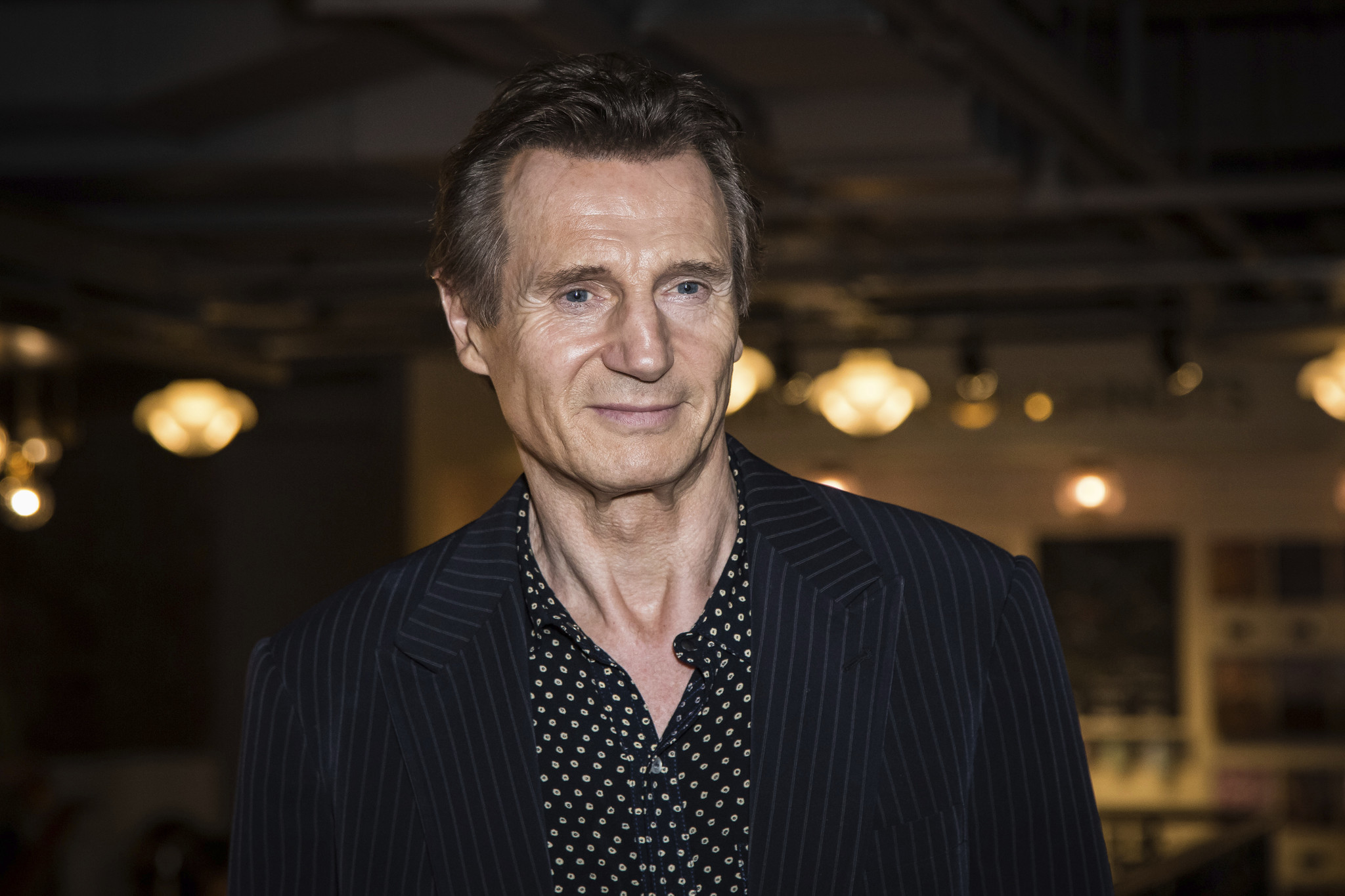 Liam Neeson's favorite role is an unexpected one