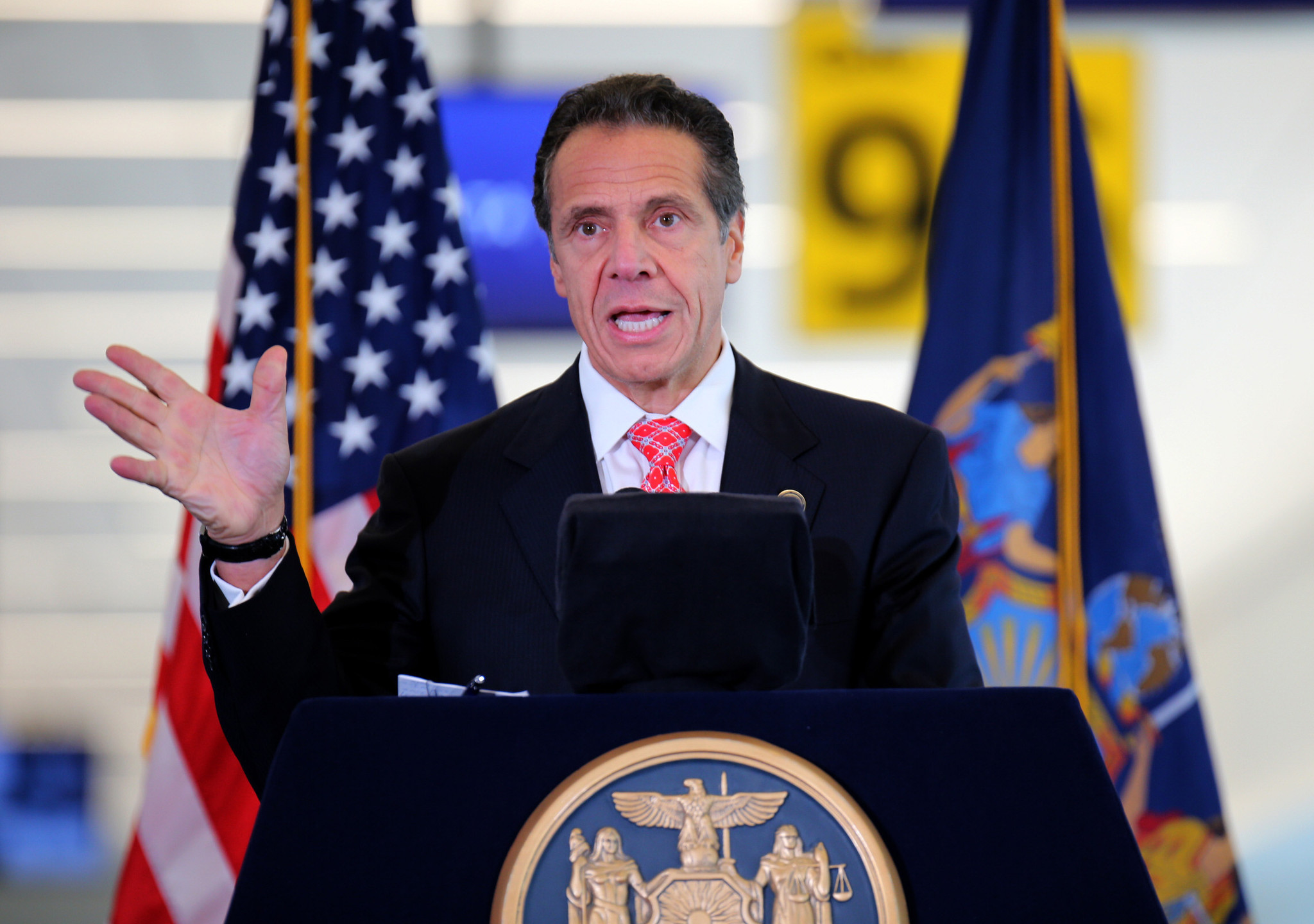 Gov. Cuomo says changes to N.Y. bail laws must happen in budget