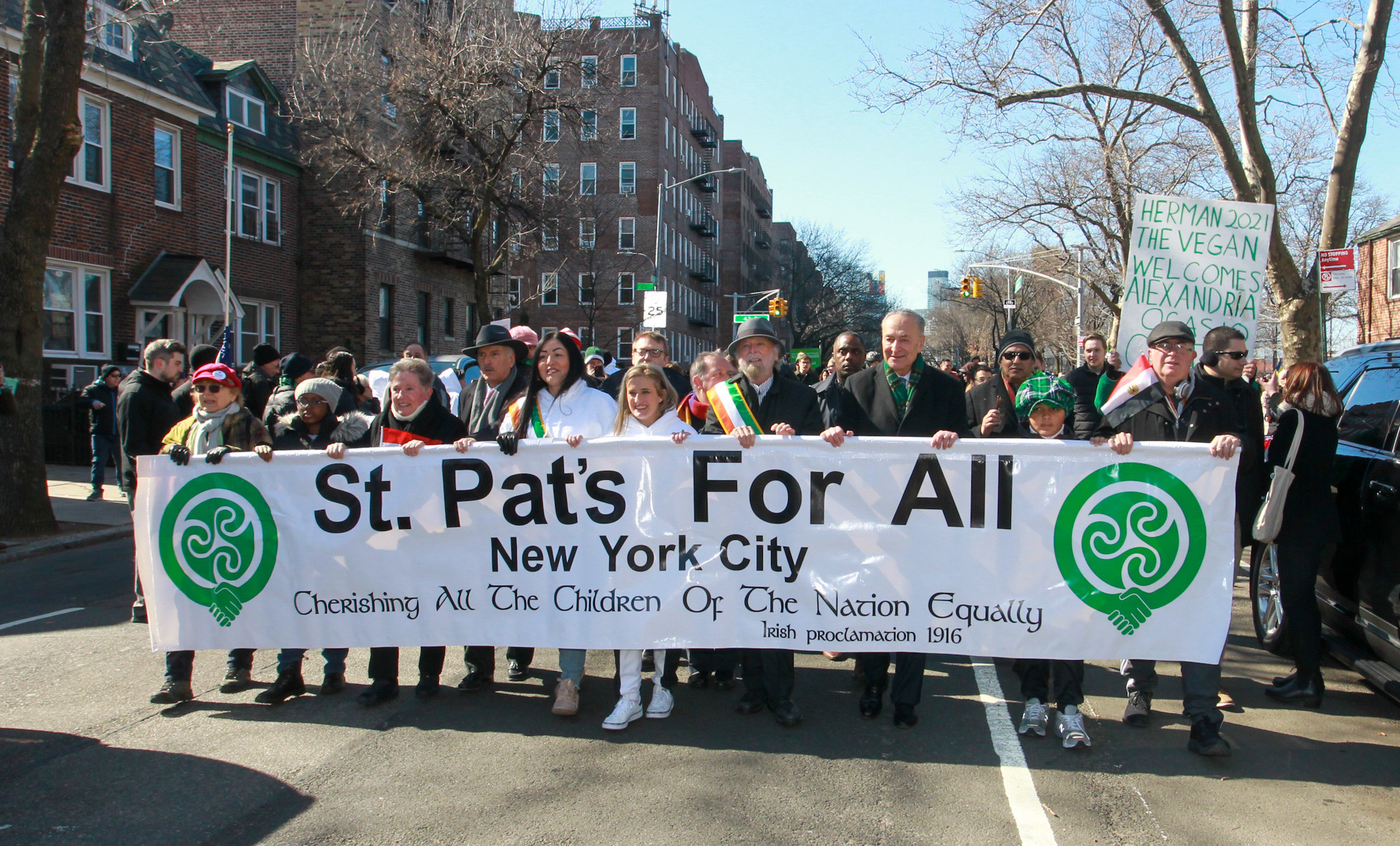 St. Pat's for All parade still going strong after celebrating LGBT people for two decades