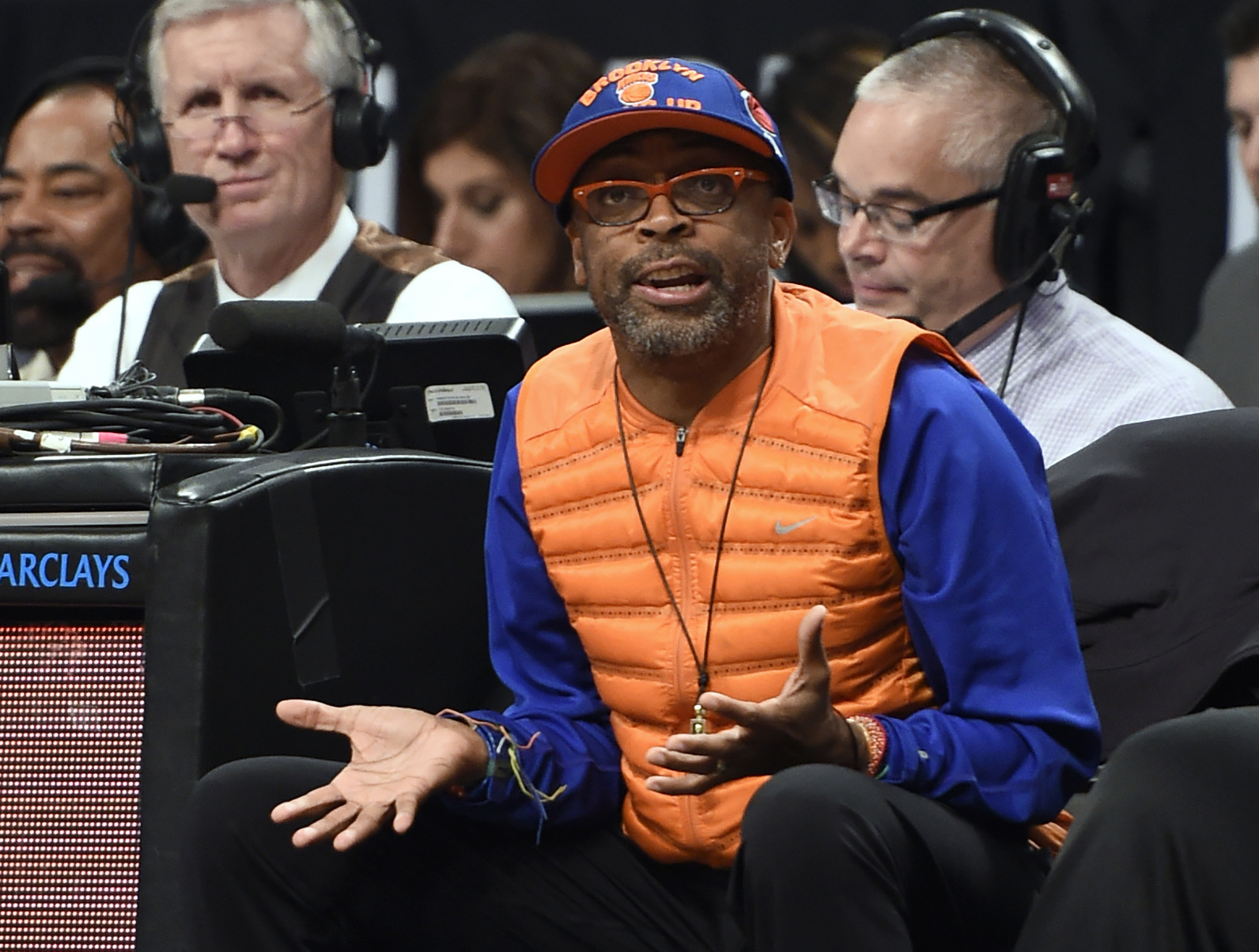 James Dolan vs. Spike Lee is a battle the Knicks can't win