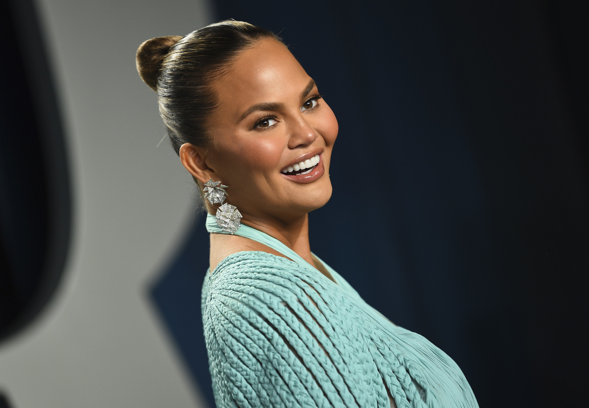 Chrissy Teigen's latest gig is a serious one — the judge of her very own courtroom series 'Chrissy's Court'